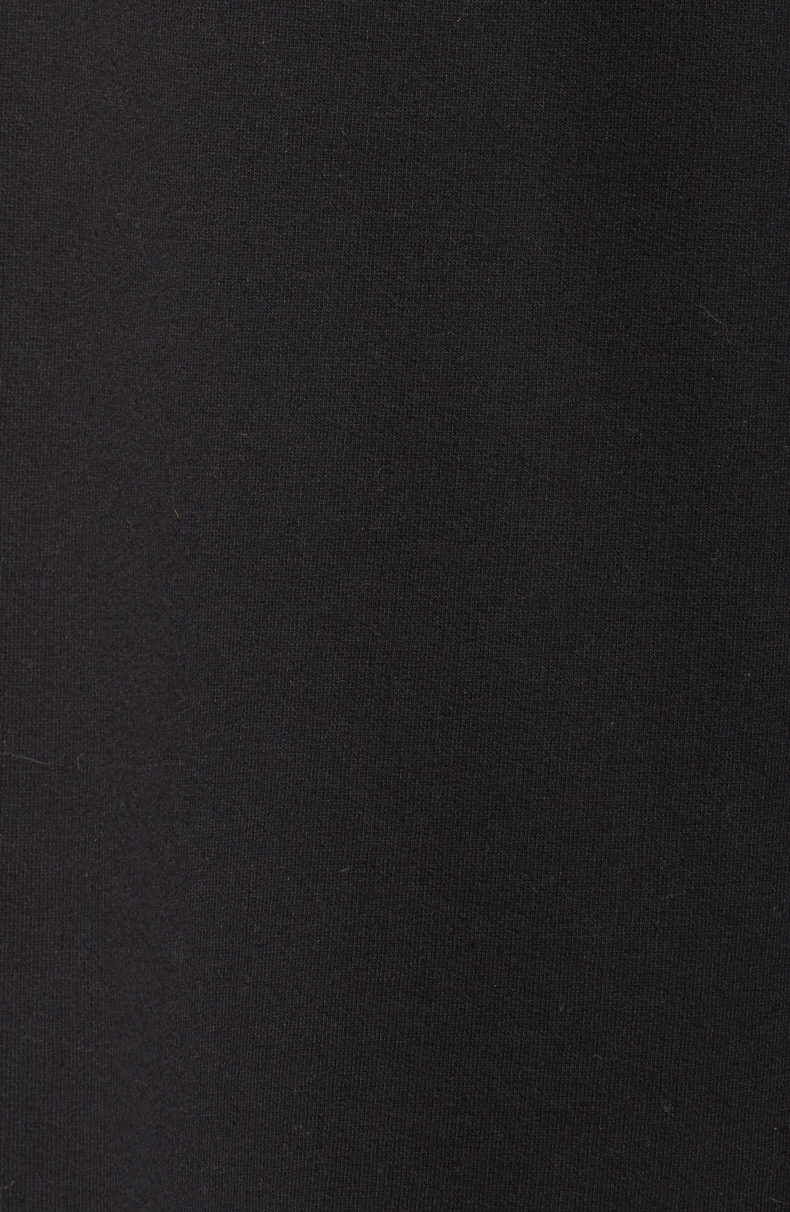 Alternate Image 5  - BRUNETTE the Label Brunette Embroidered Zip Hoodie