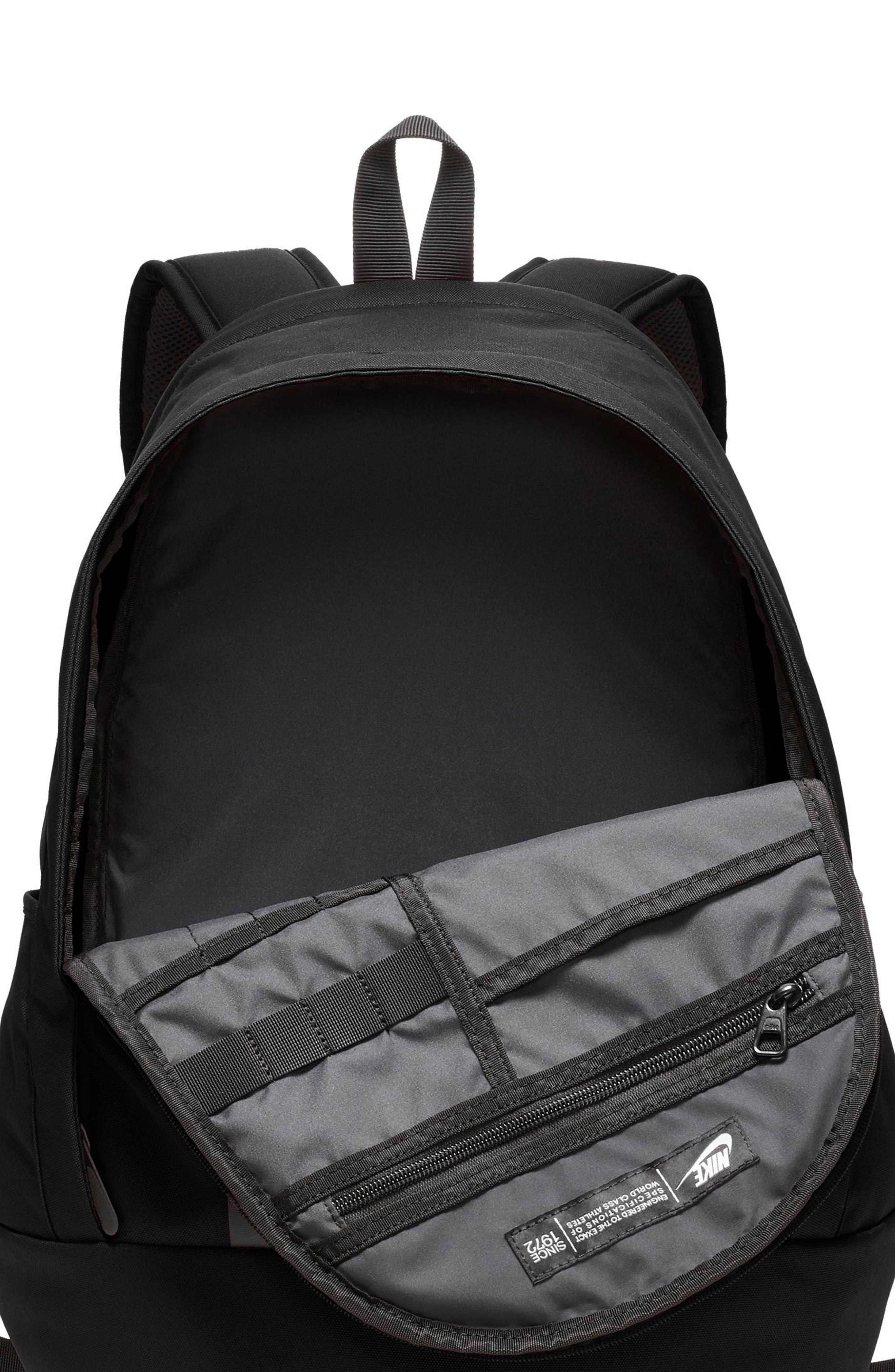 Cheyenne Backpack,                             Alternate thumbnail 4, color,                             Black/ Black/ Black