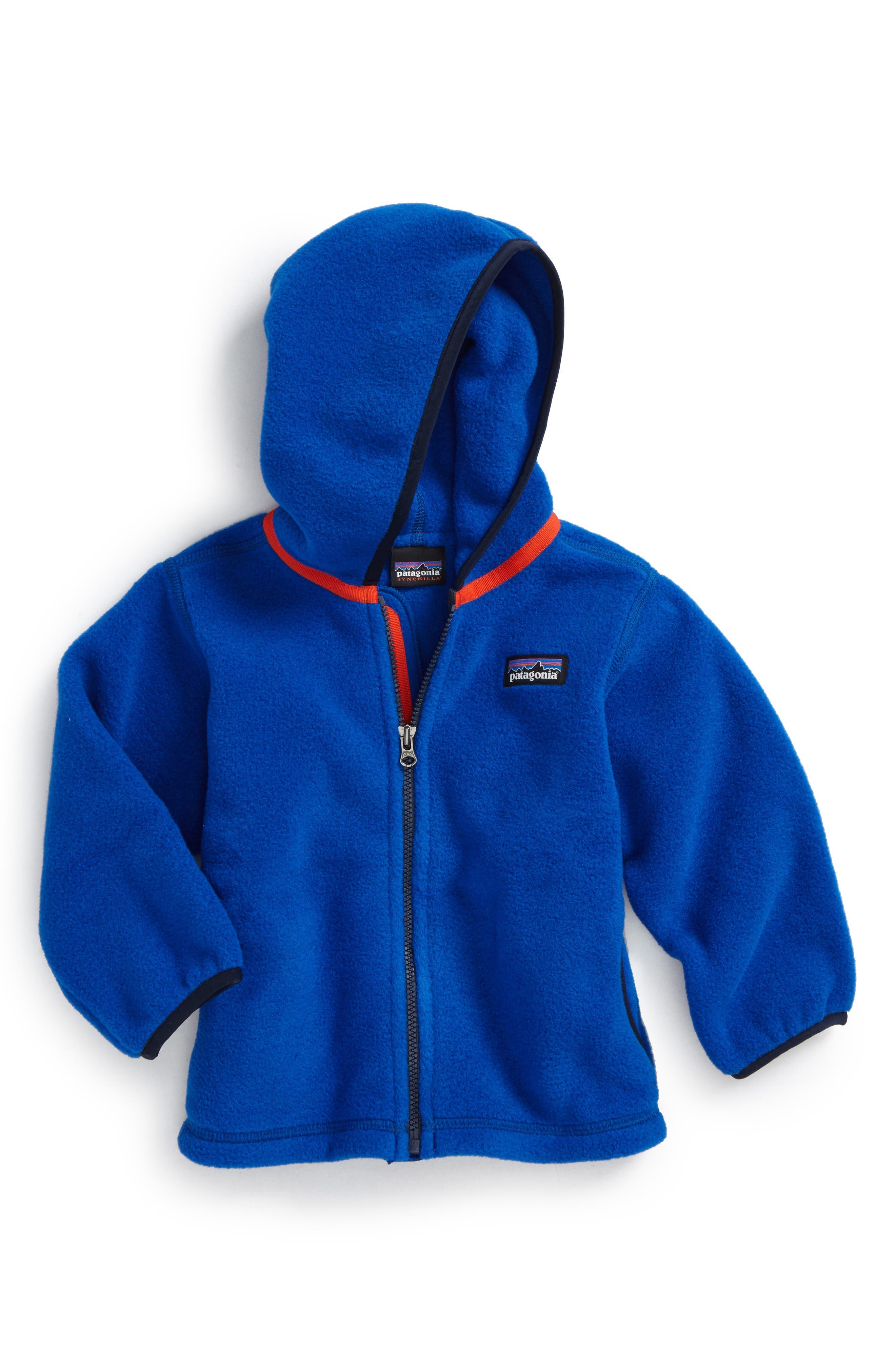 Synchilla<sup>®</sup> Fleece Cardigan,                         Main,                         color, Viking Blue