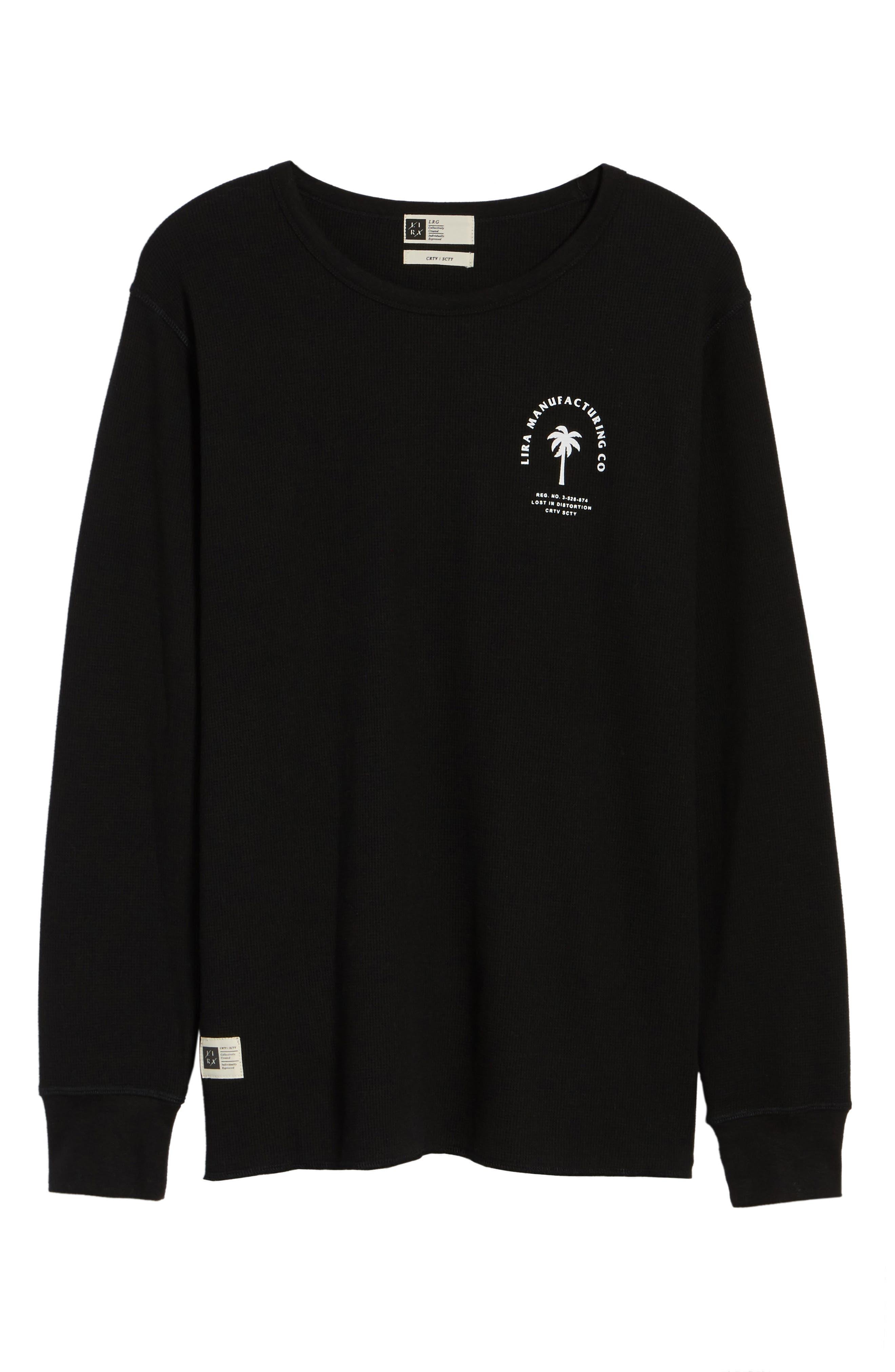 Alternate Image 6  - Lira Clothing Cochino Thermal T-shirt