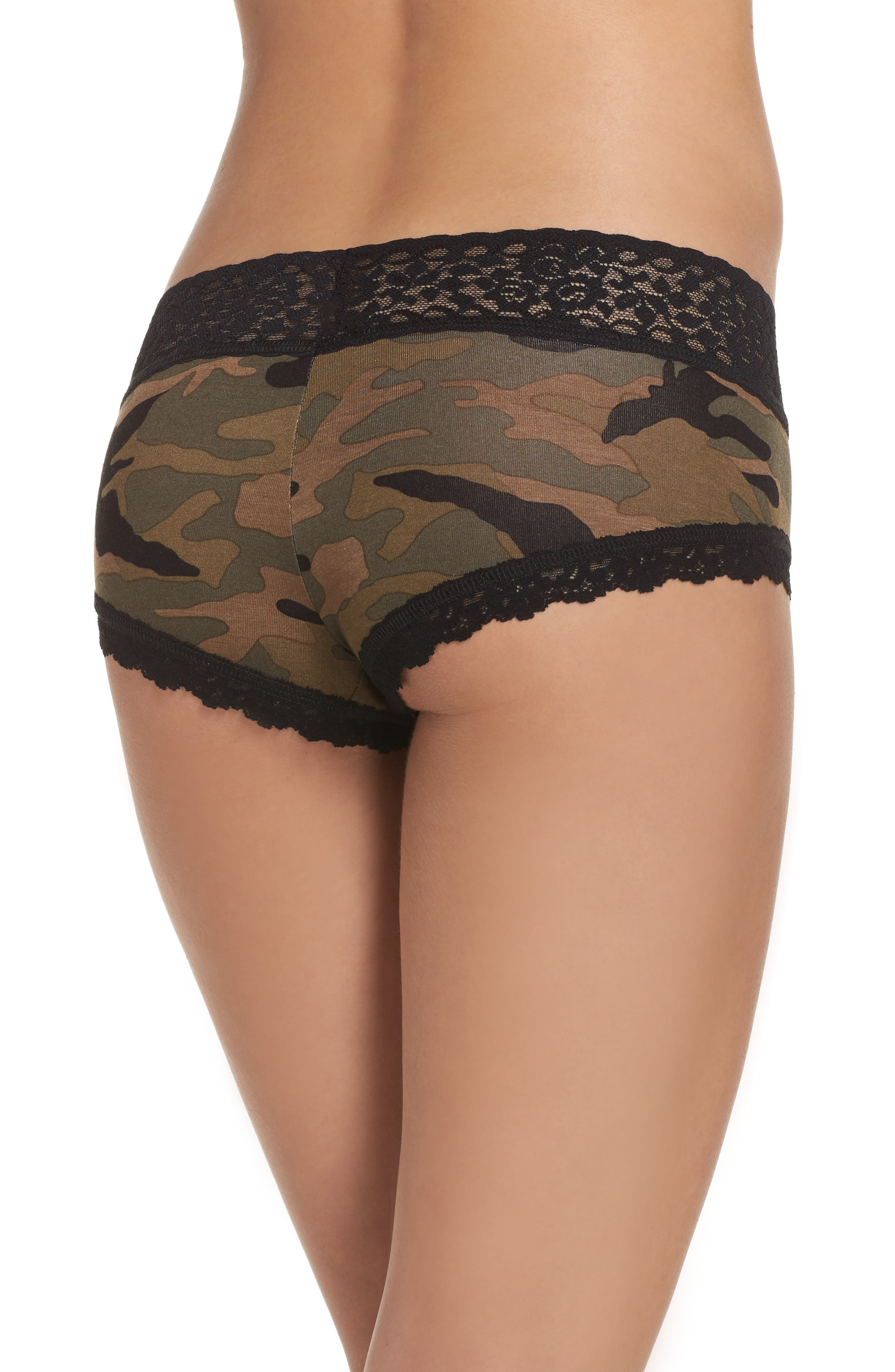 Camo Boyshorts,                             Alternate thumbnail 2, color,                             Multi