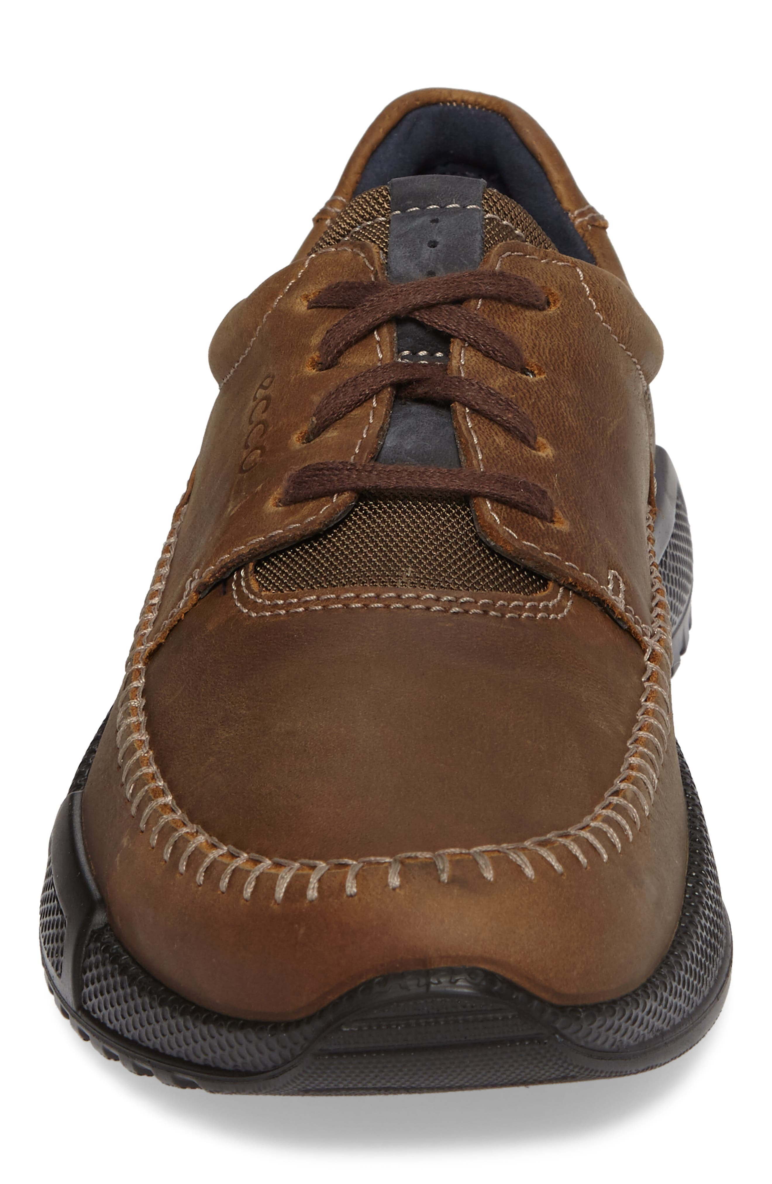 Alternate Image 4  - ECCO Luca Moc Toe Oxford (Men)
