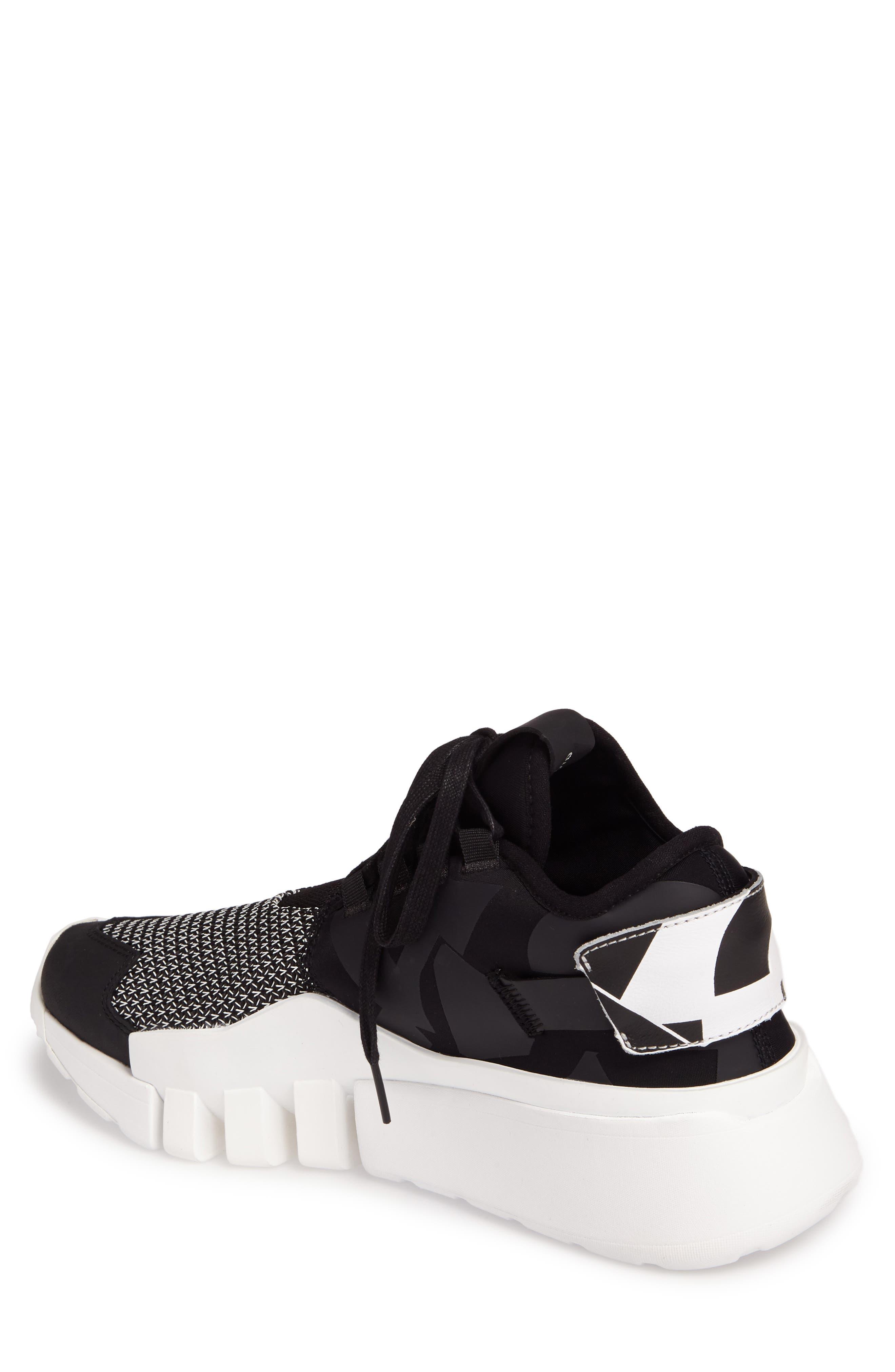 Alternate Image 2  - Y-3 Ayero Lugged Sneaker (Men)