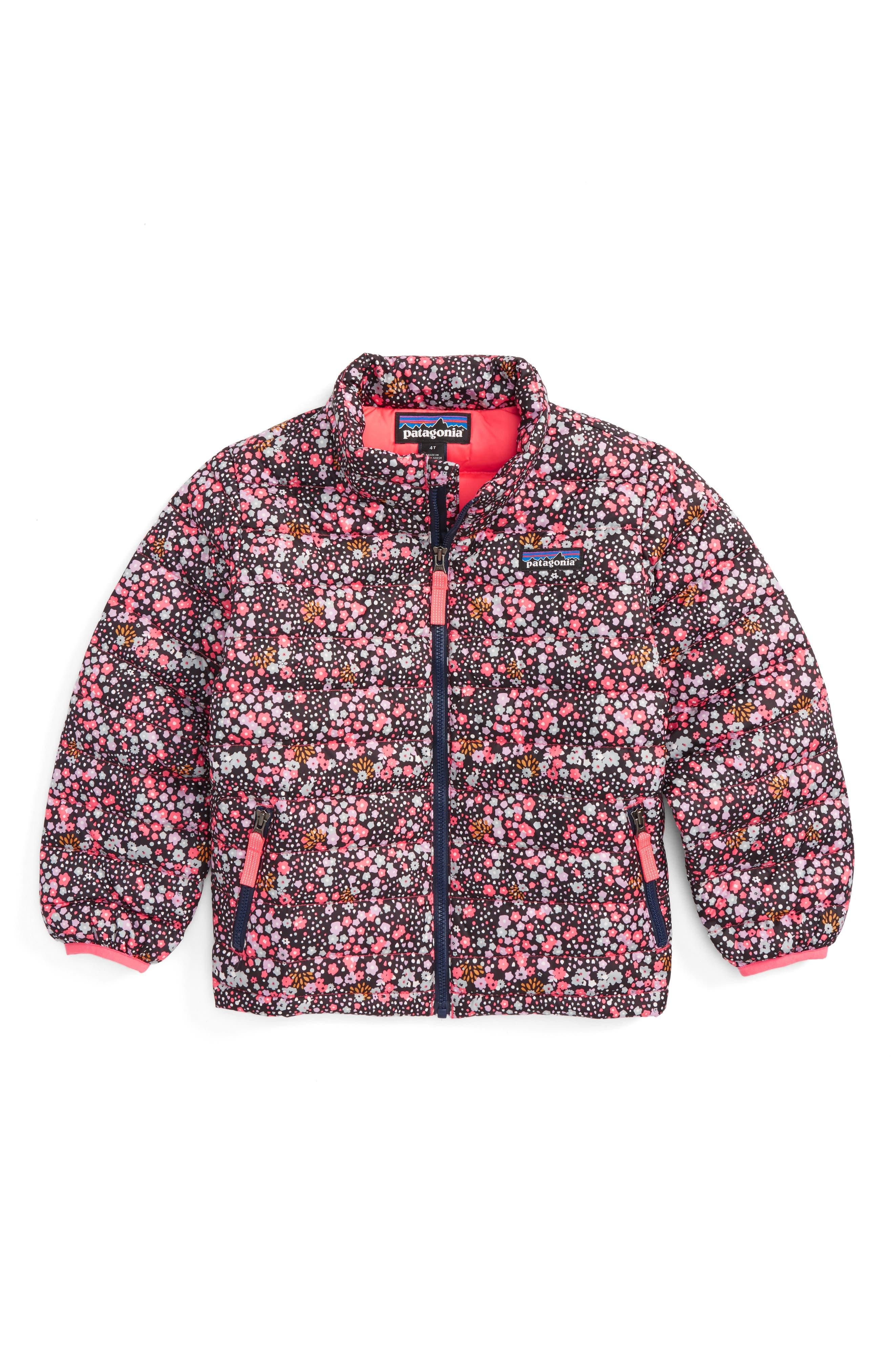 Patagonia Down Sweater Jacket (Toddler Girls)