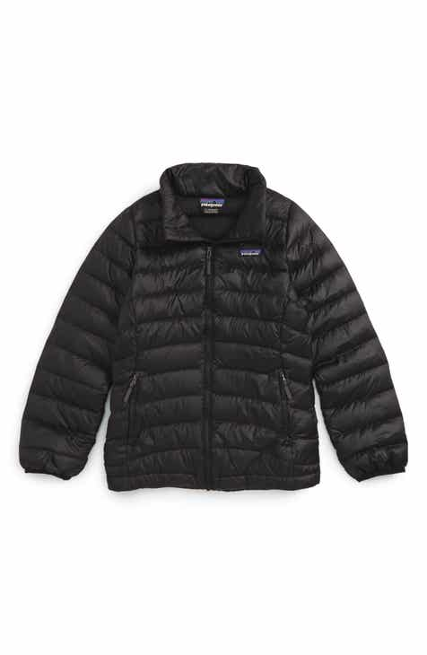 b2b0feb8f Patagonia Quilted Down Jacket (Little Girls & Big Girls)