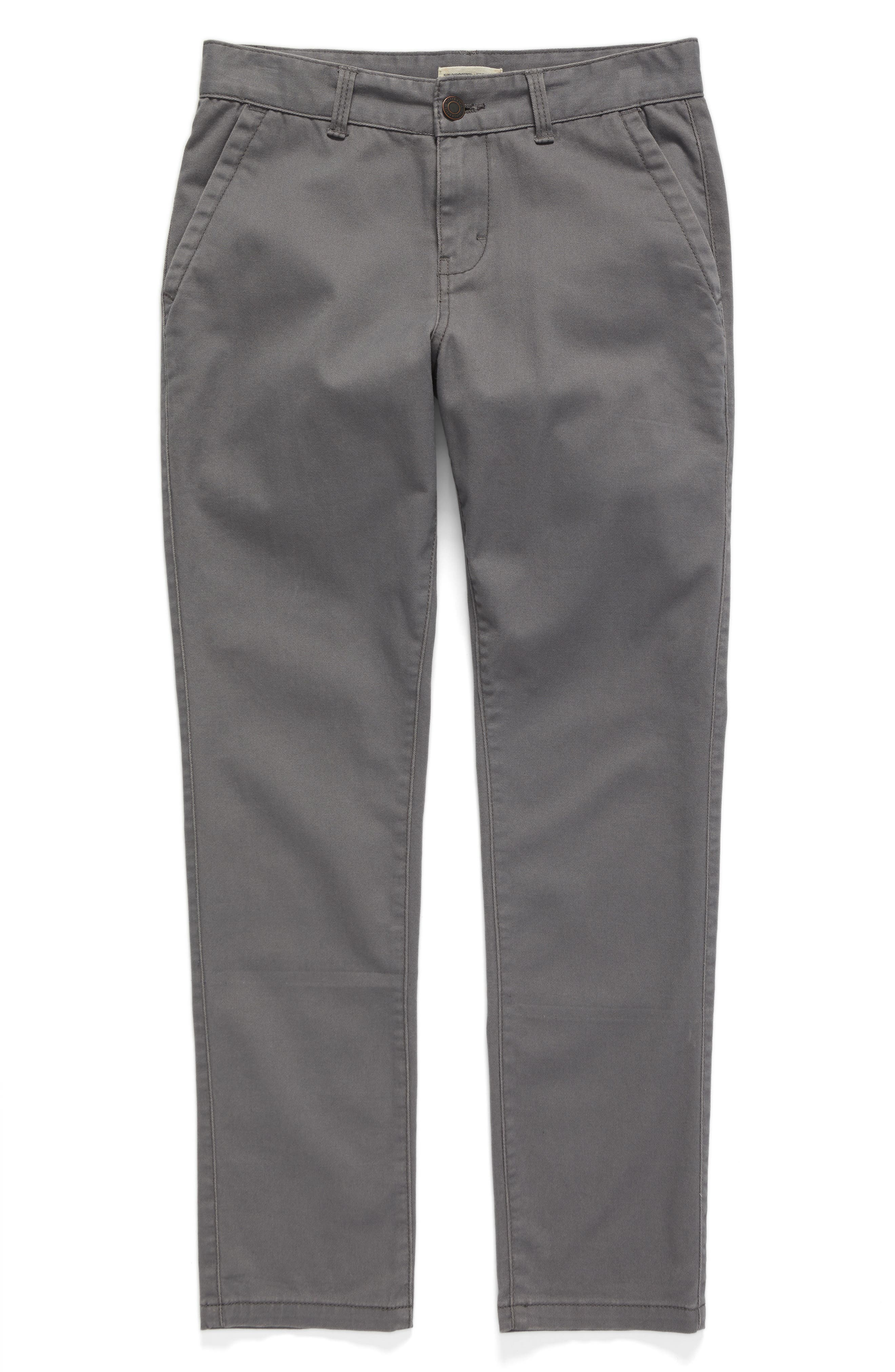 Chino Pants,                         Main,                         color, Grey Frost