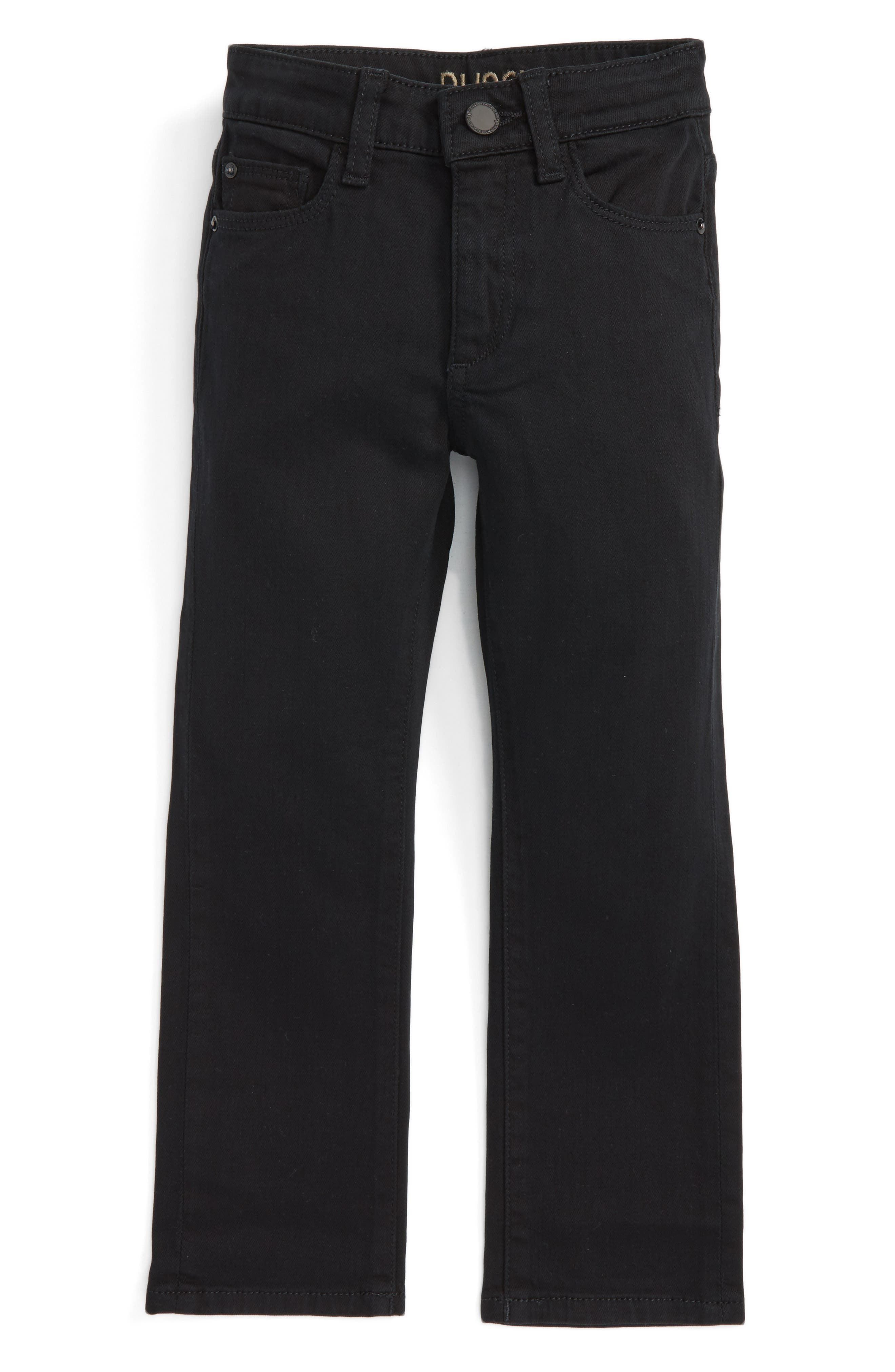 Alternate Image 1 Selected - DL1961 'Brady' Slim Fit Jeans (Toddler Boys & Little Boys)