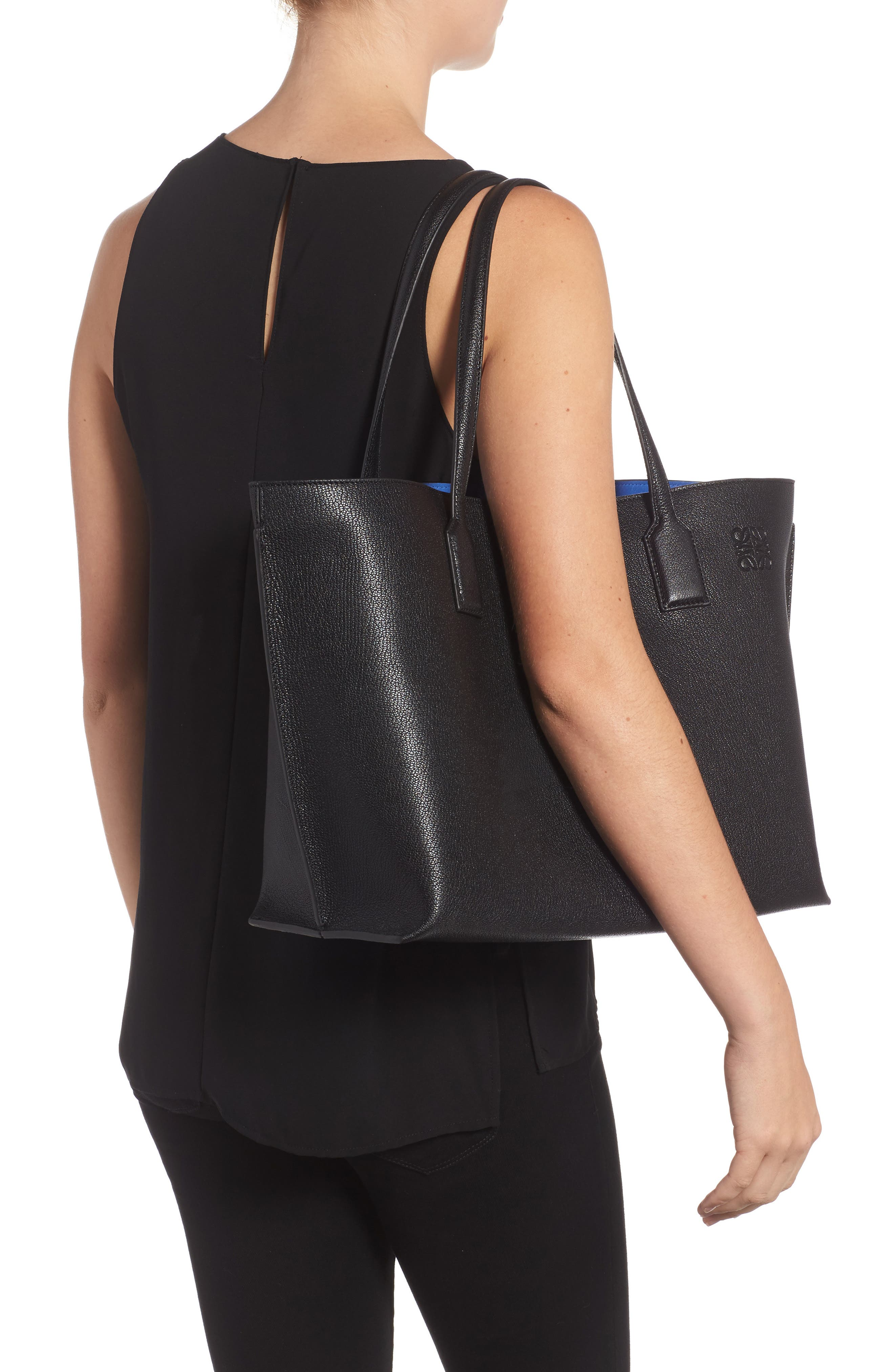 Alternate Image 2  - Loewe Large Leather T-Shopper