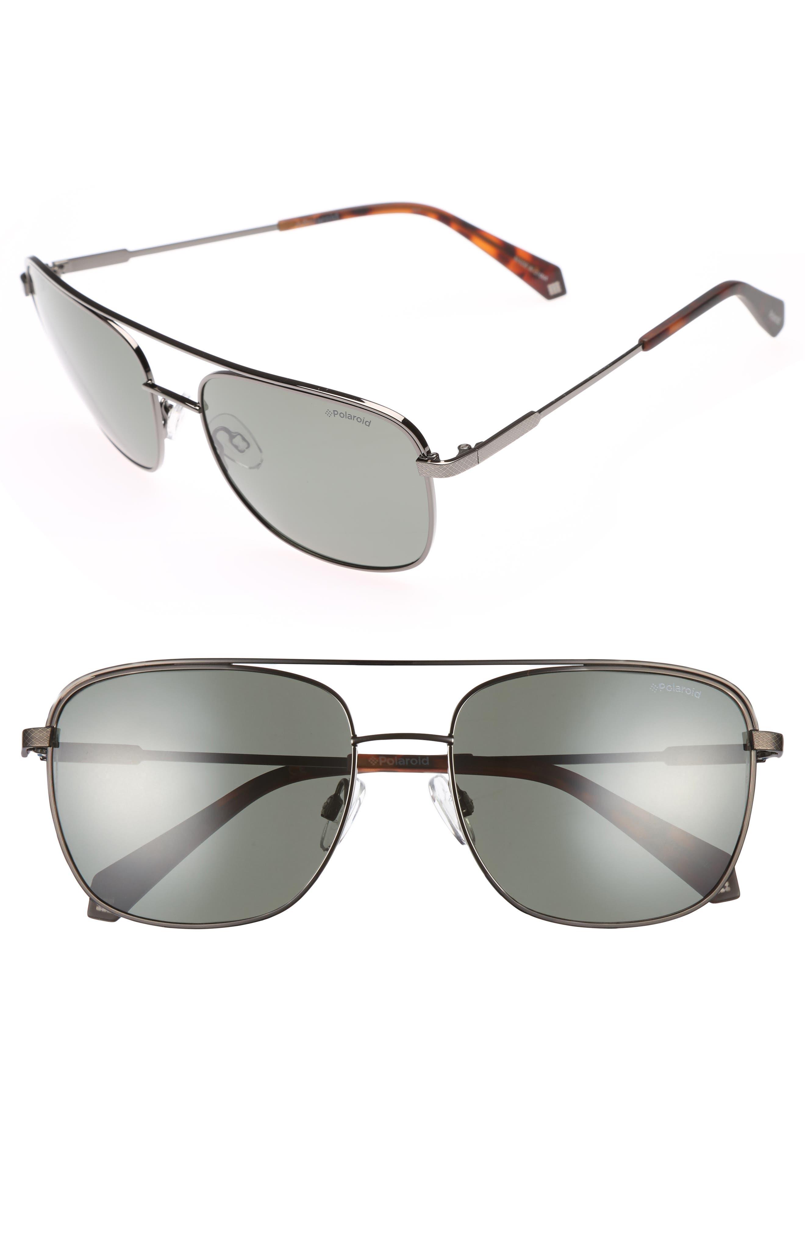 Alternate Image 1 Selected - Polaroid 2056S 58mm Polarized Sunglasses