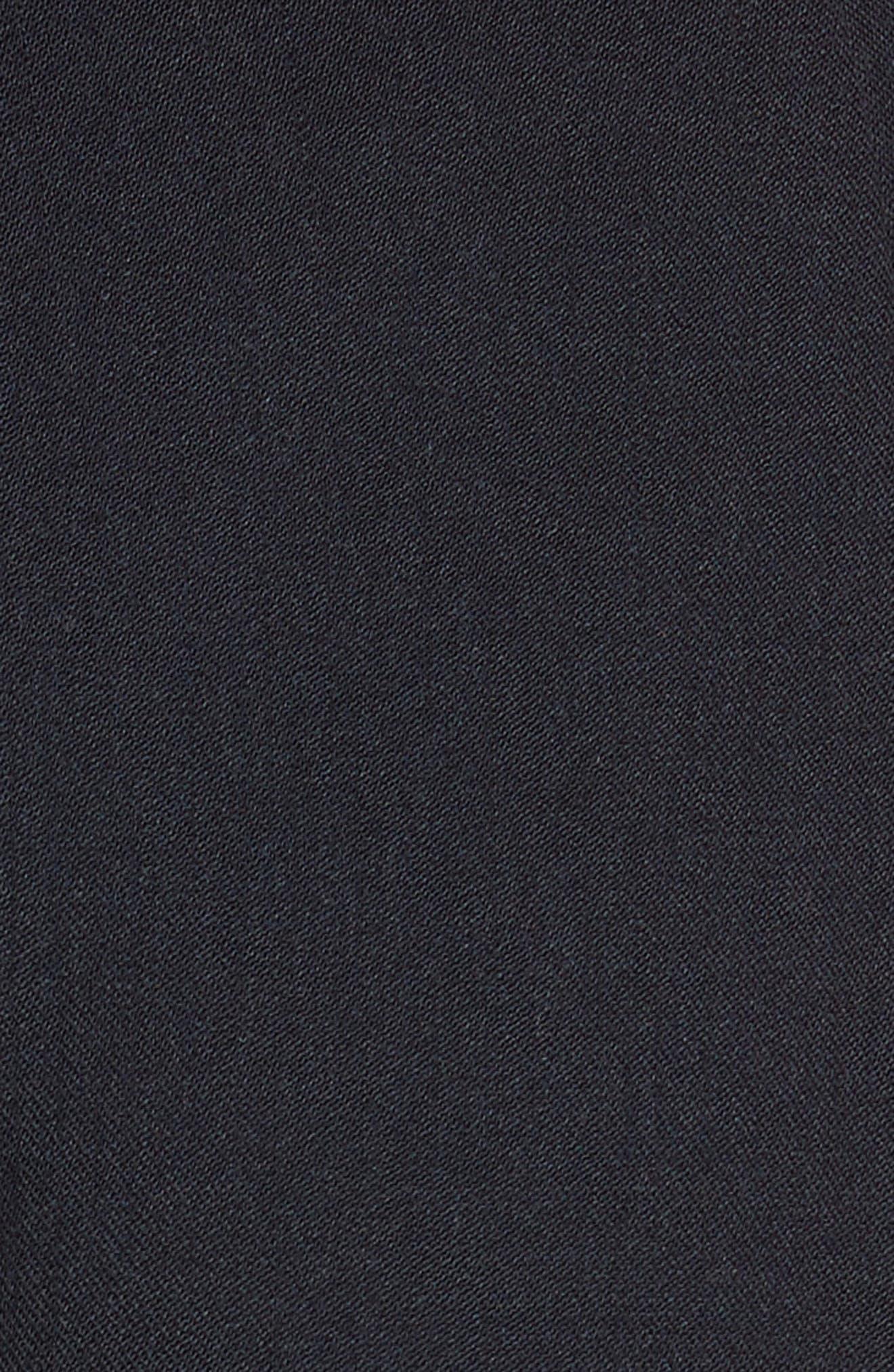 Alternate Image 5  - Milly Italian Gabardine Trapunto Trousers