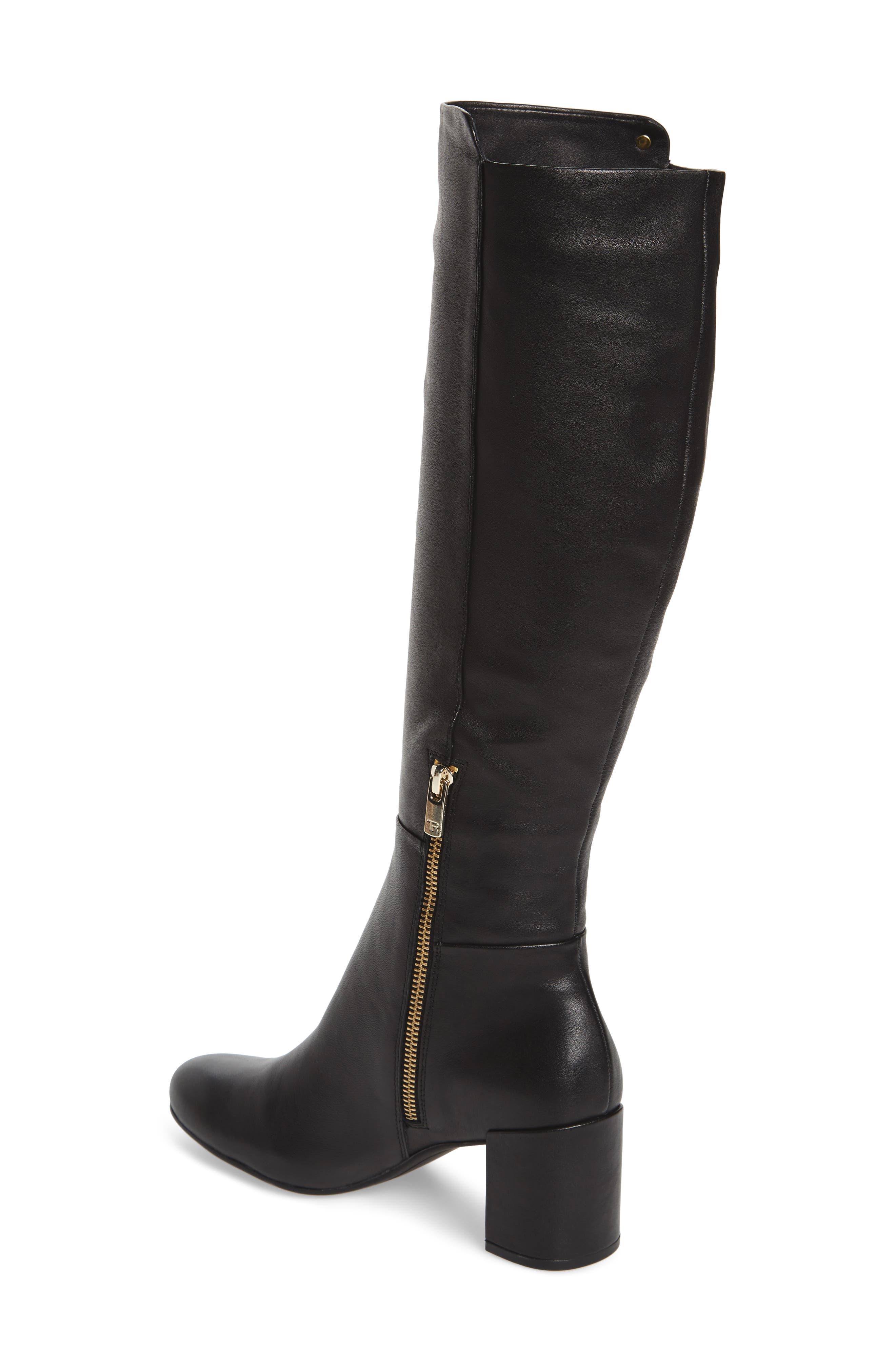 Alternate Image 2  - Taryn Rose Carolyn Tall Boot (Women)