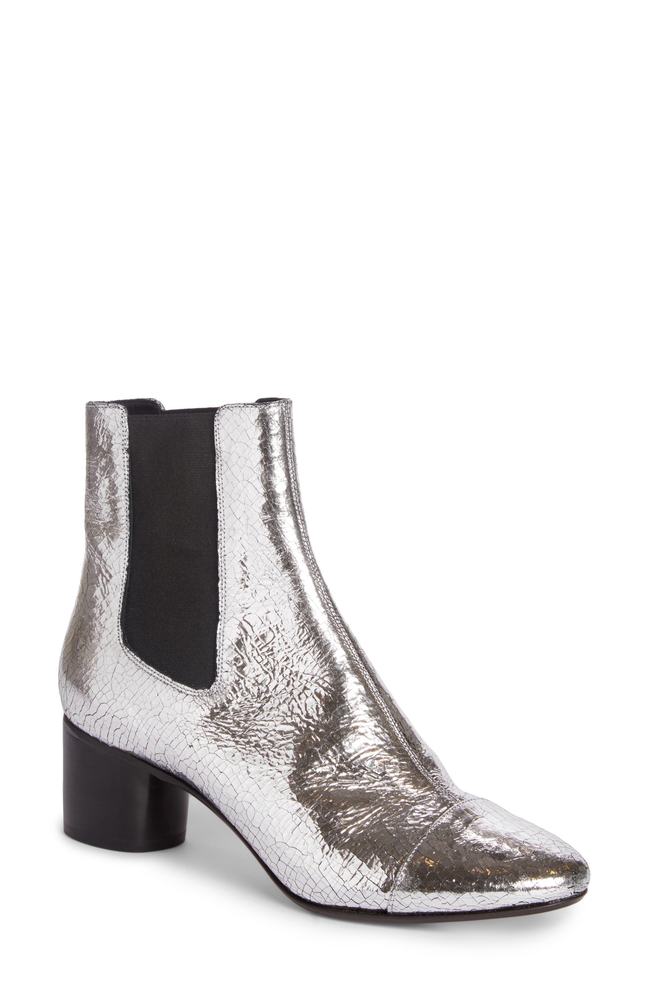 Alternate Image 1 Selected - Isabel Marant Danelya Chelsea Boot (Women)