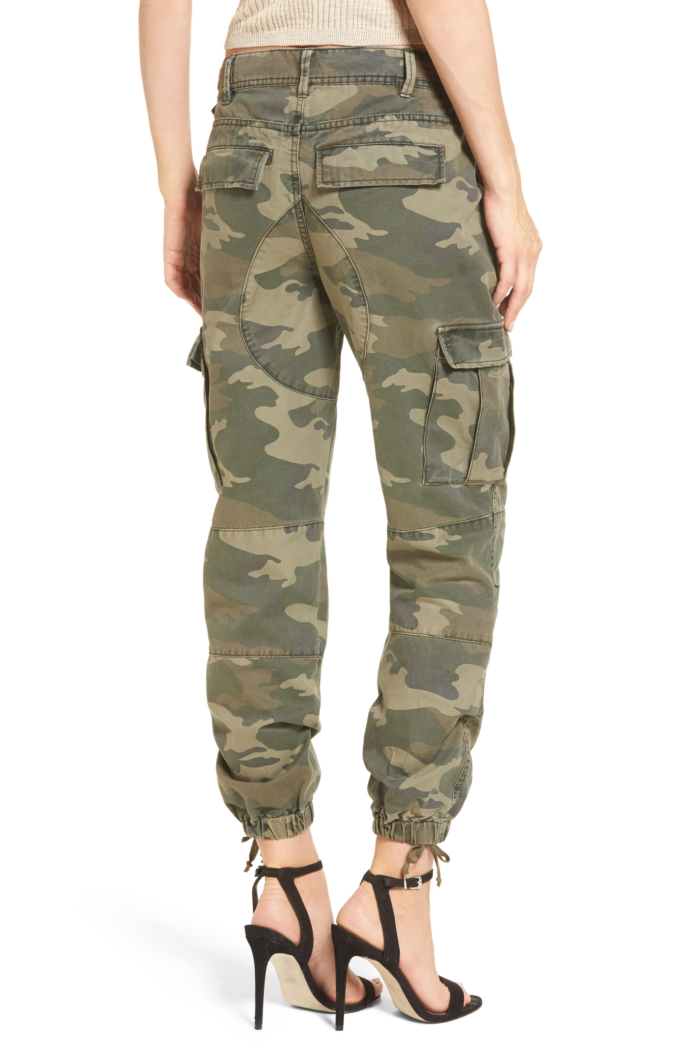 Alternate Image 2  - AFRM Sullivan Army Cargo Jogger Pants