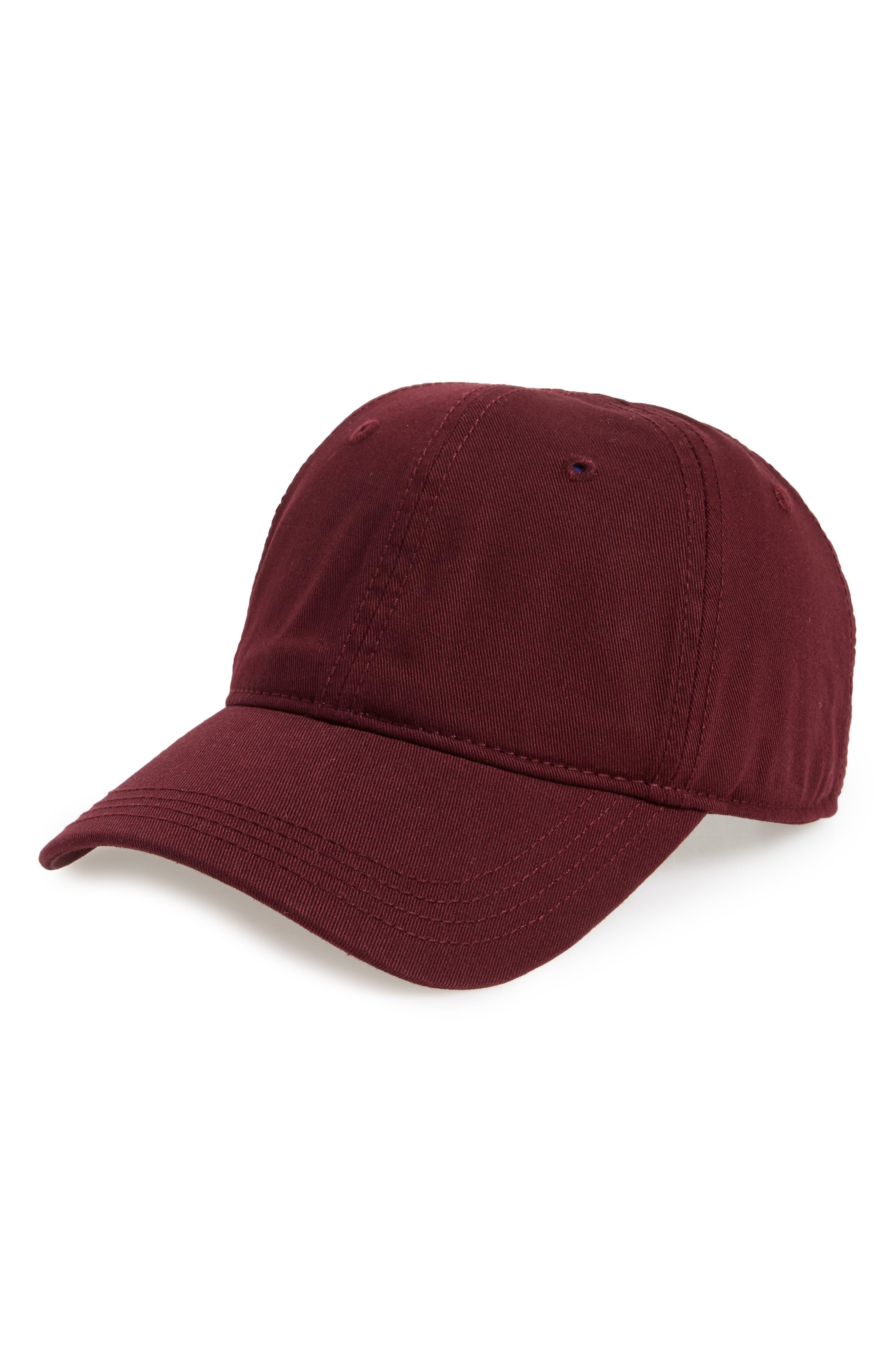 Alternate Image 1 Selected - Lacoste 'Classic' Cap