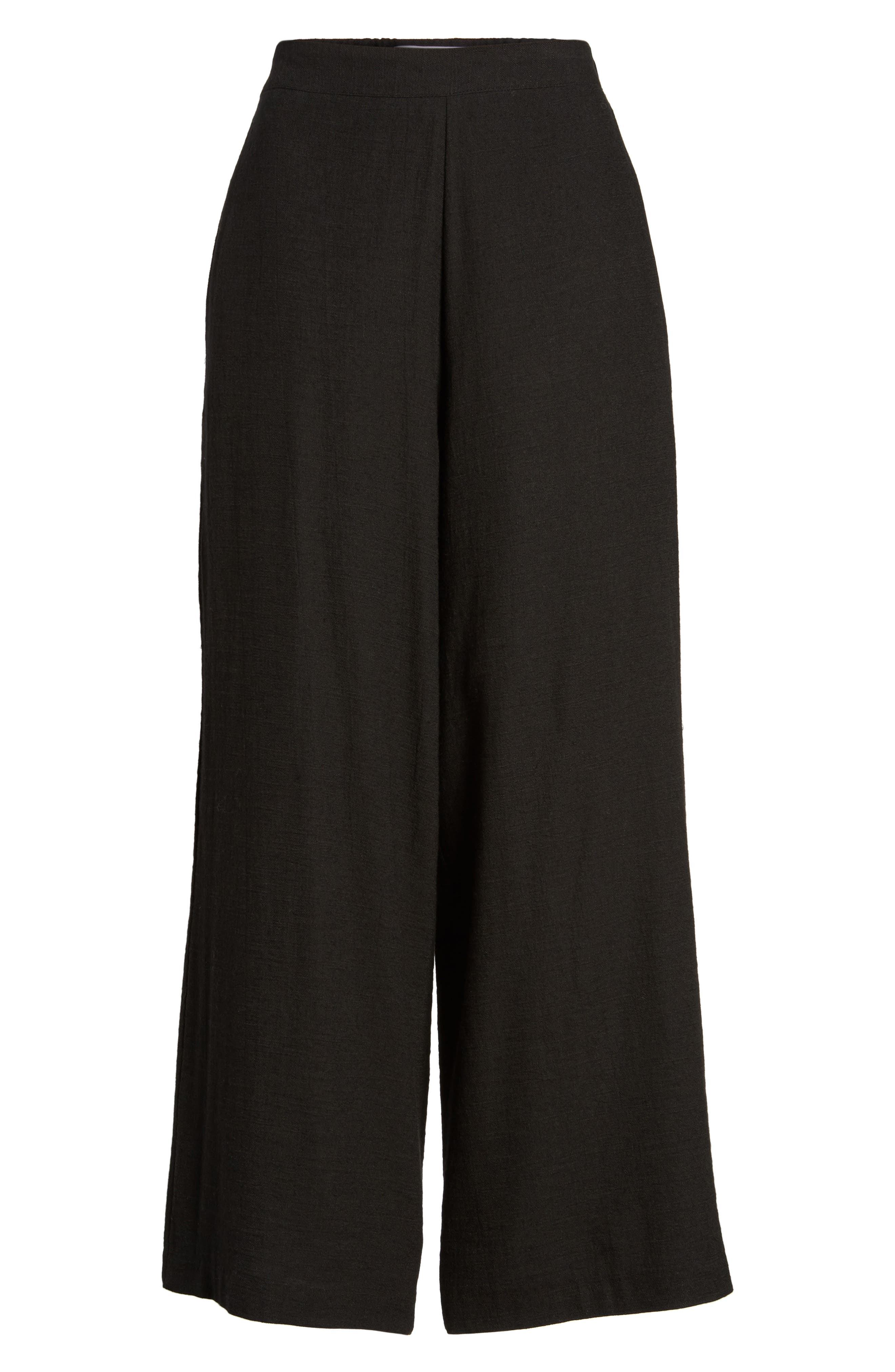 Alternate Image 6  - StyleKeepers Montauk High Waist Culottes