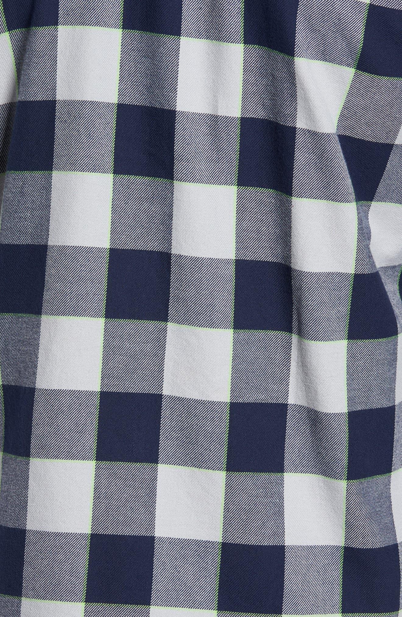 Alternate Image 5  - Levi's® NFL Seahawks - Barstow Plaid Western Shirt