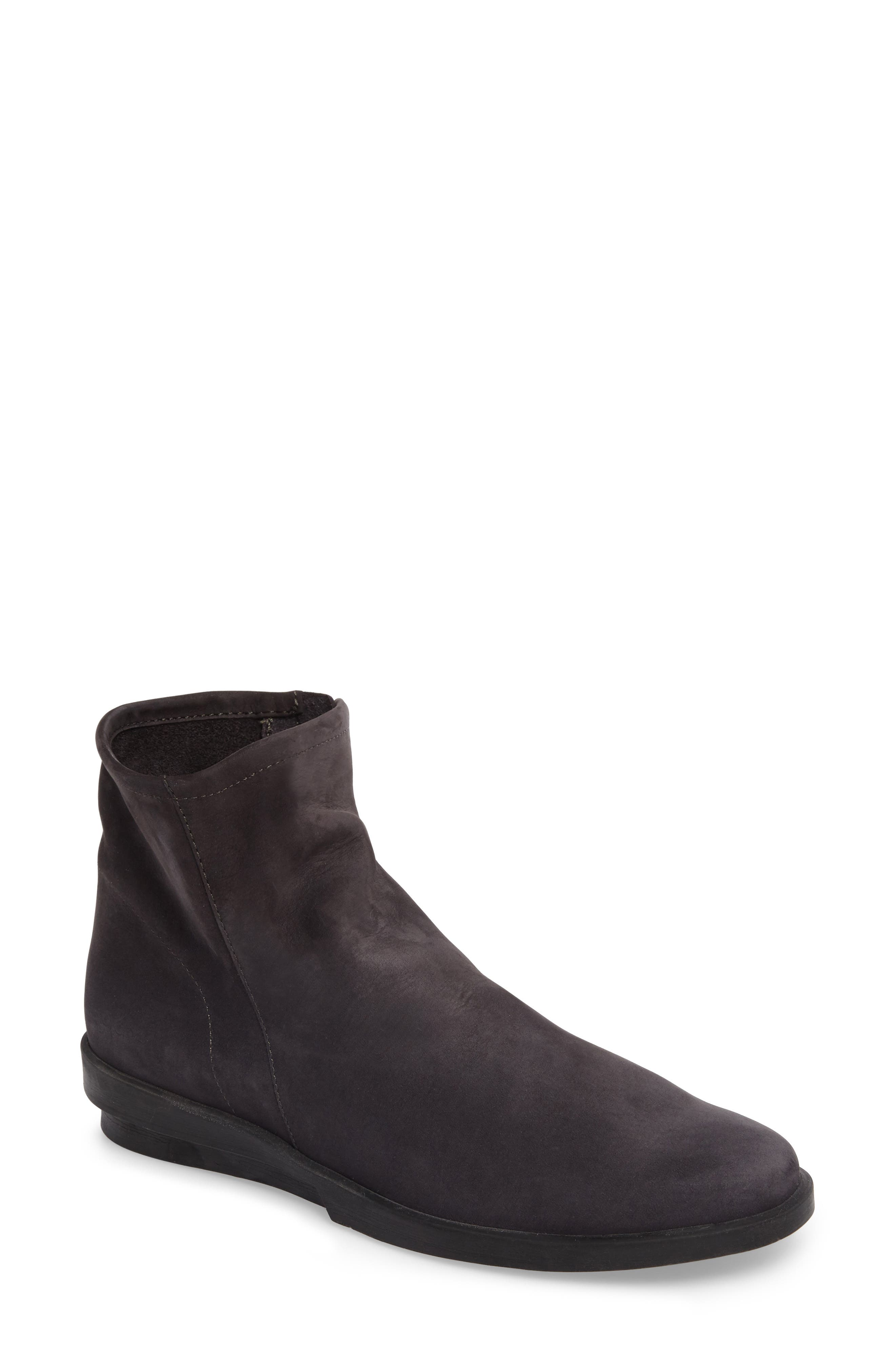 Arche 'Detyam' Wedge Zip Bootie (Women)