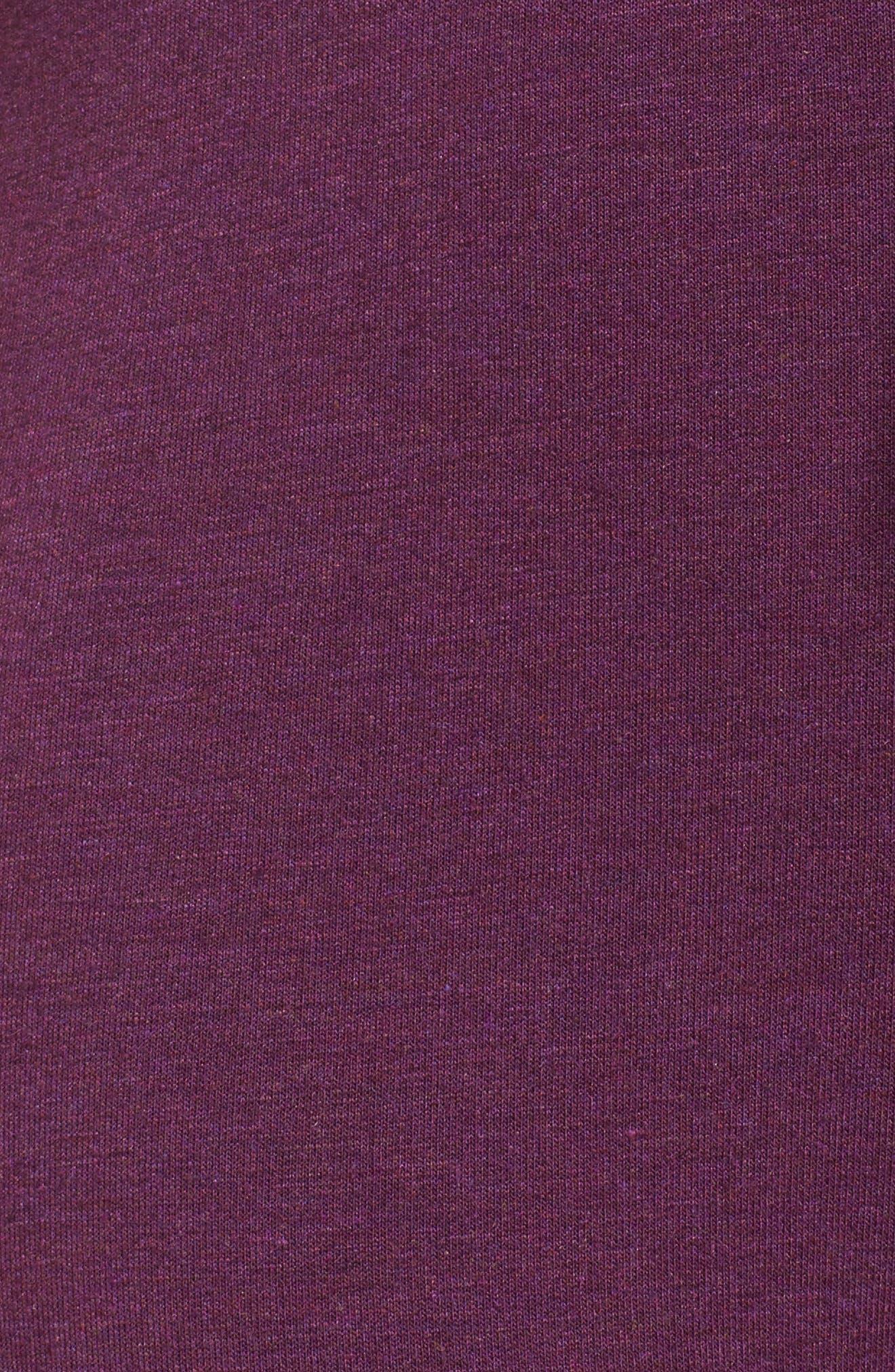 Alternate Image 5  - Honeydew Intimates French Terry Lounge Pants