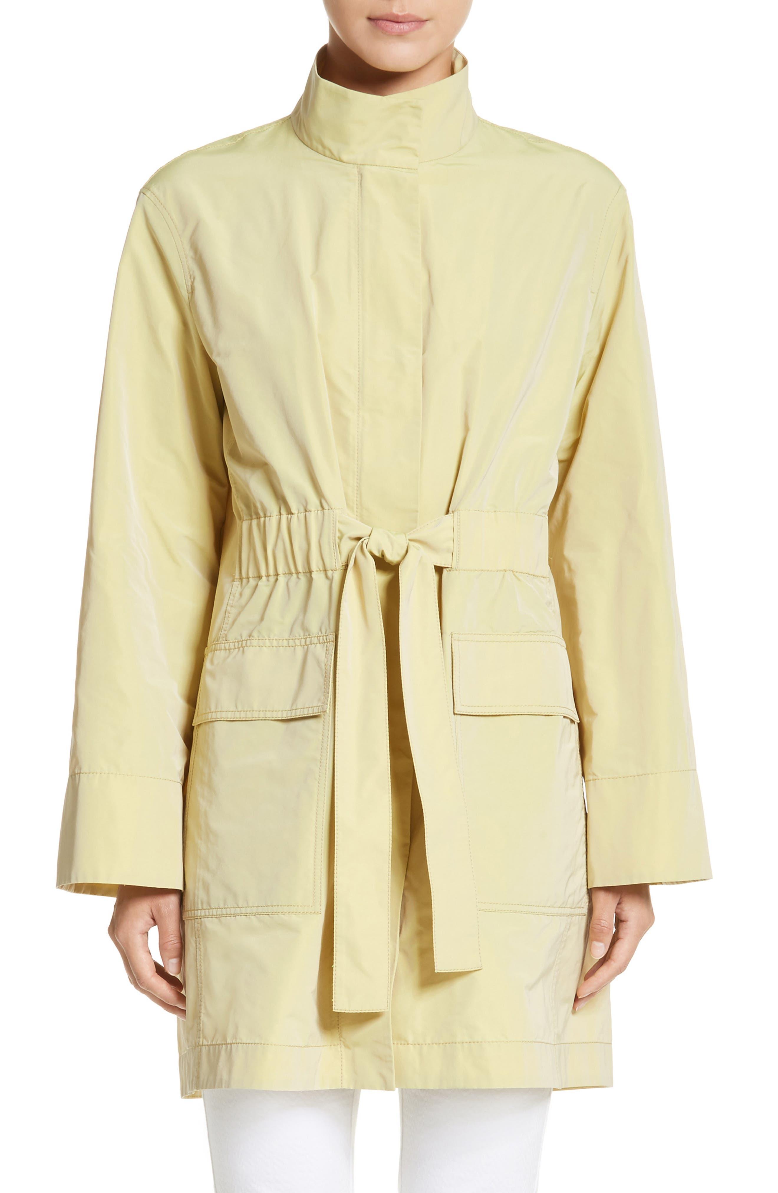 Lafayette 148 New York Penny Tie Front Jacket