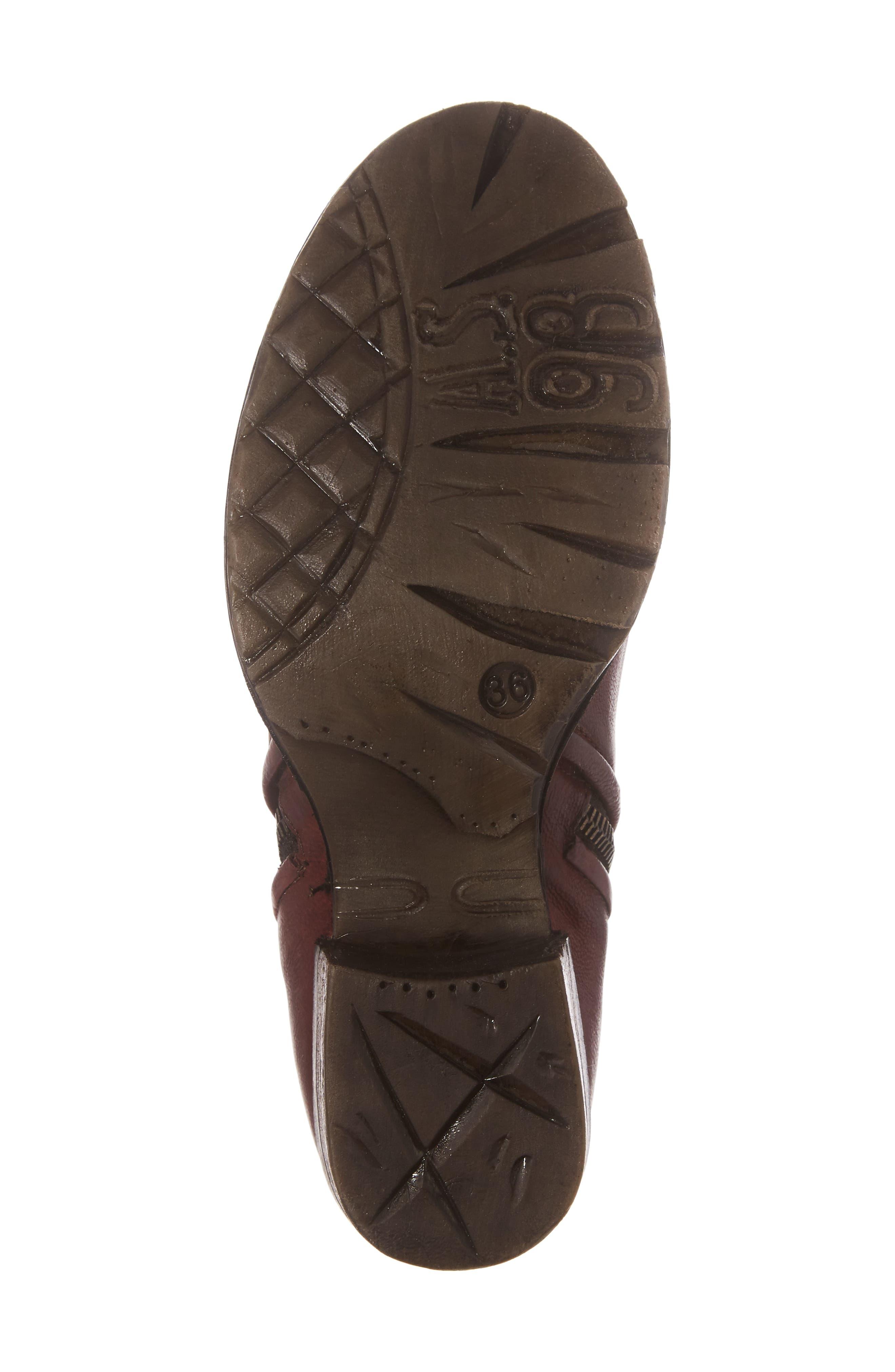 A.S. 98 Cadmus Boot,                             Alternate thumbnail 6, color,                             Amaranto