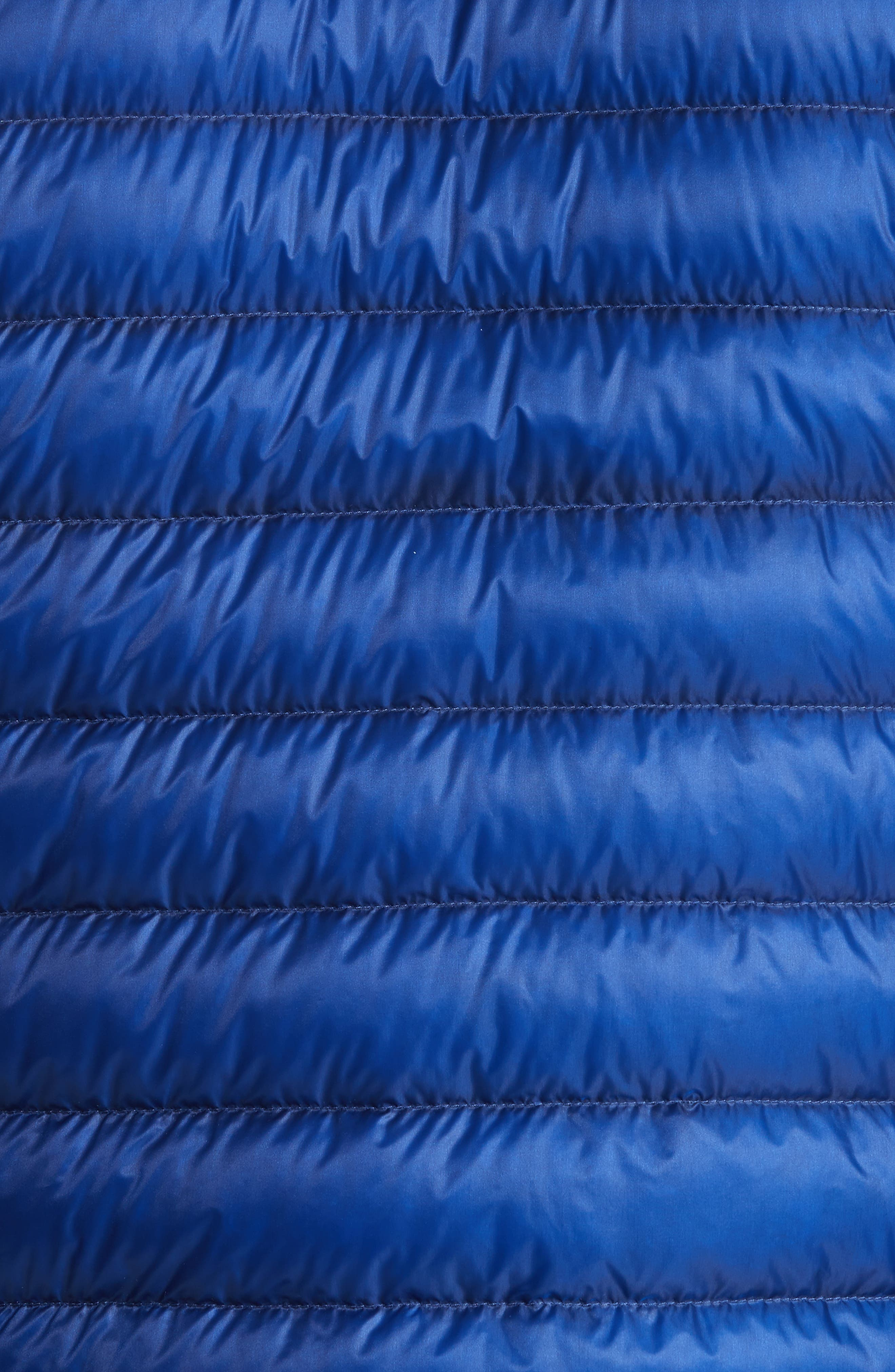 Daniel Packable Down Jacket,                             Alternate thumbnail 5, color,                             Bright Blue