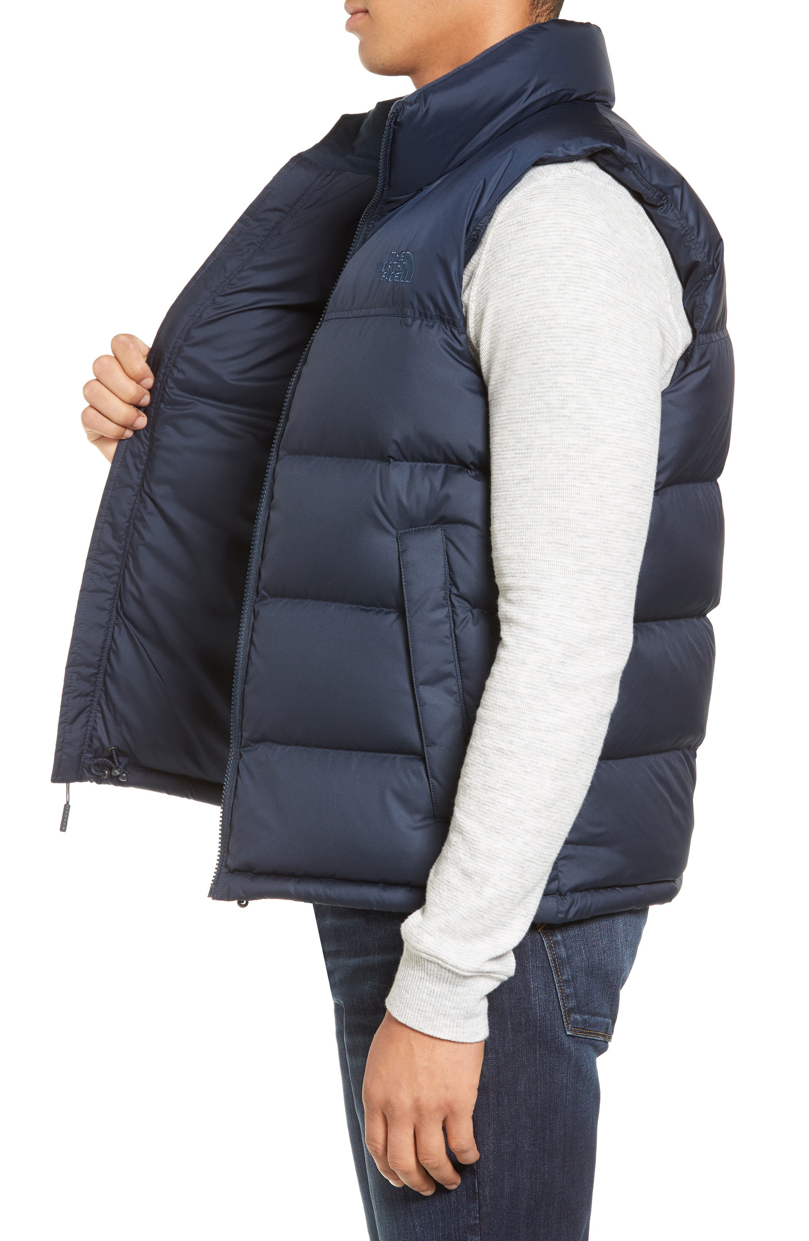 Alternate Image 3  - The North Face Nuptse Water Repellent Down Vest