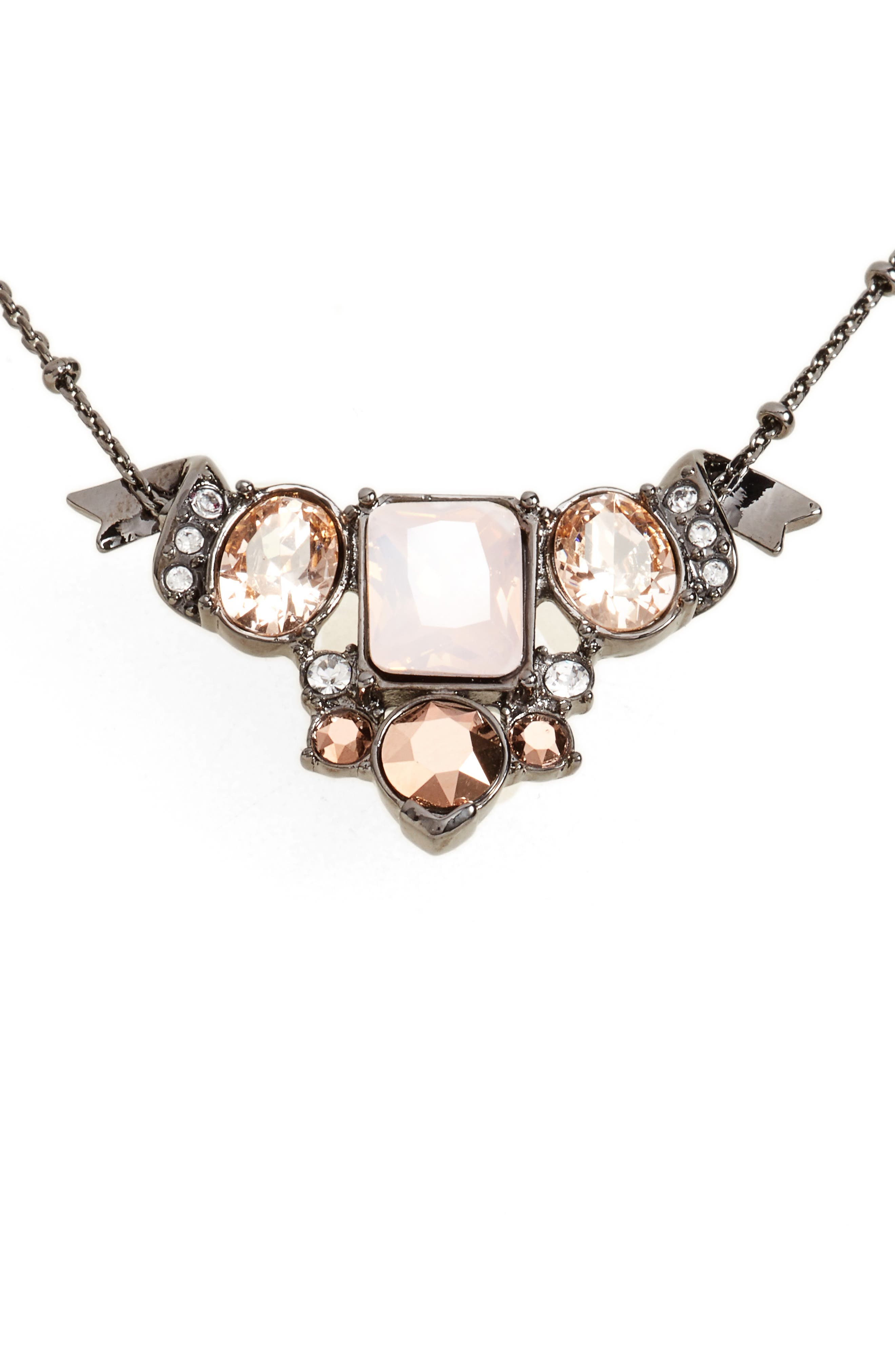 Jenny Packham Frontal Necklace