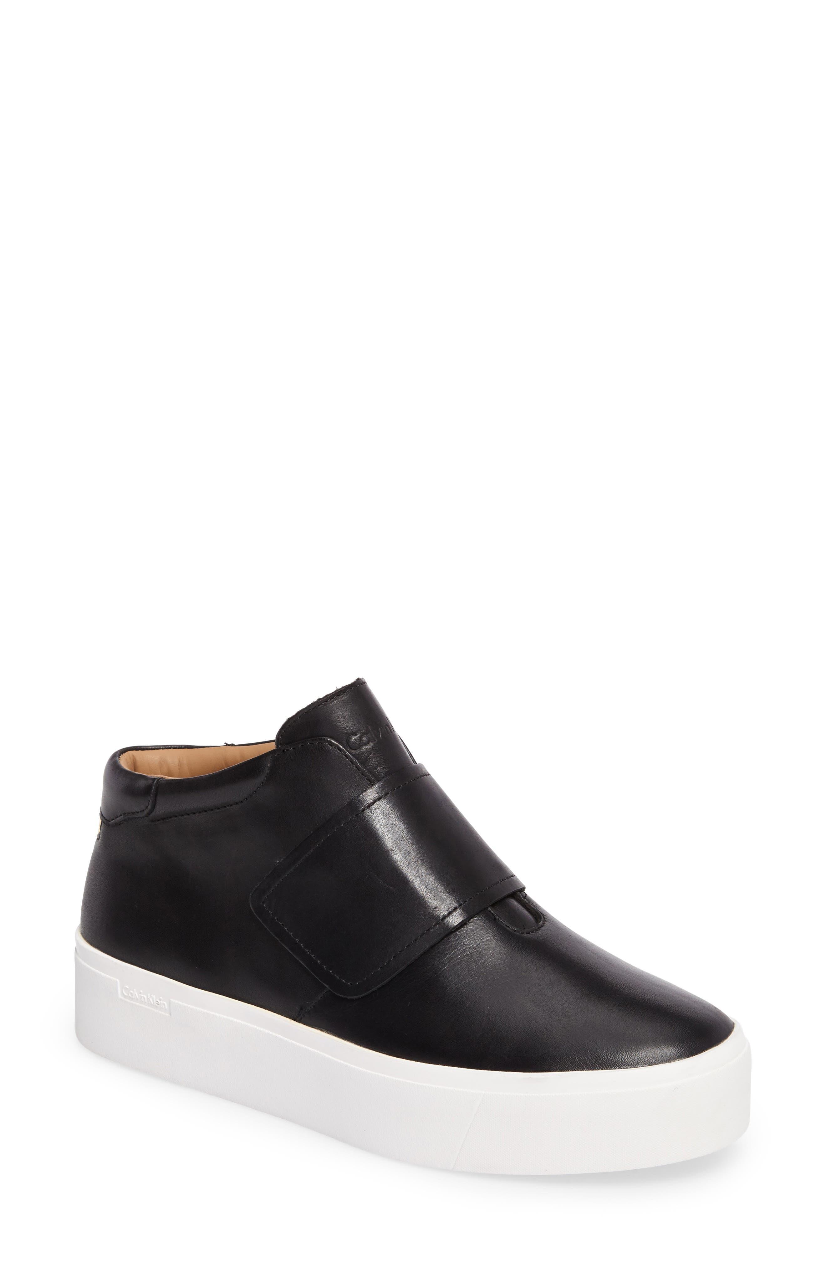 Main Image - Calvin Klein Jessamine Platform Sneaker (Women)