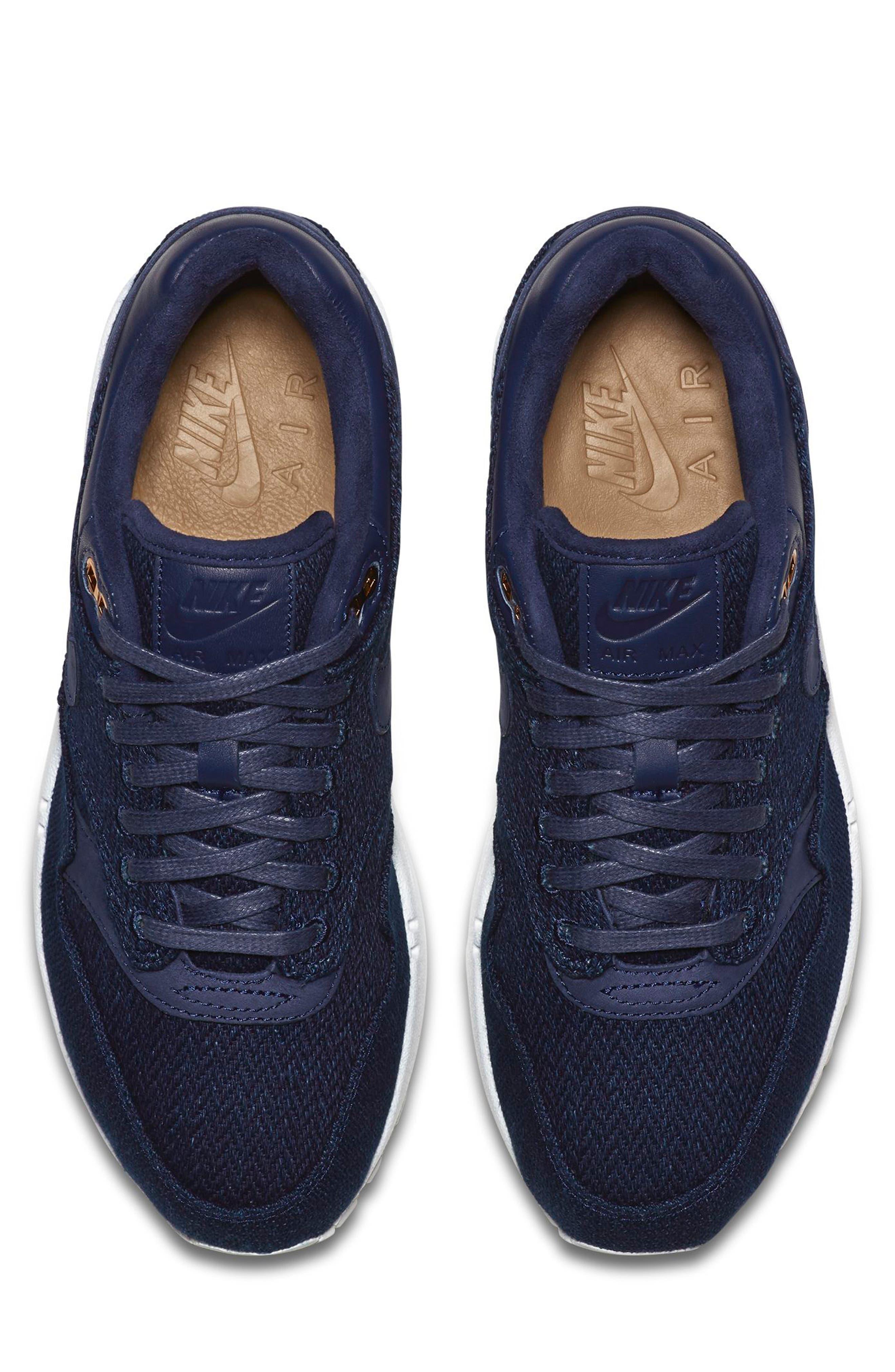Alternate Image 4  - Nike Air Max 1 Lux Sneaker (Women)