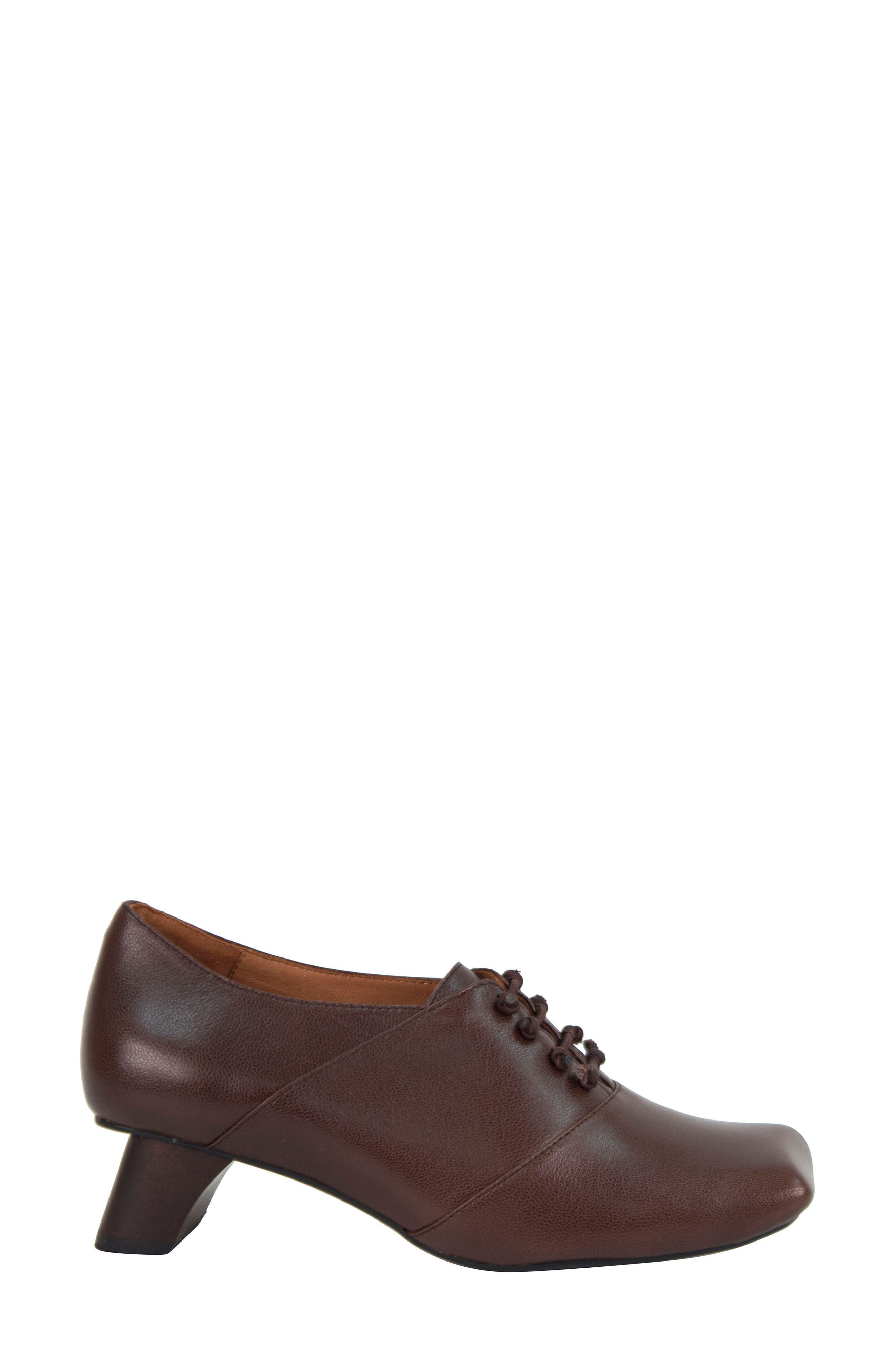 Winifred Lace-Up Bootie,                             Alternate thumbnail 3, color,                             Moro Leather