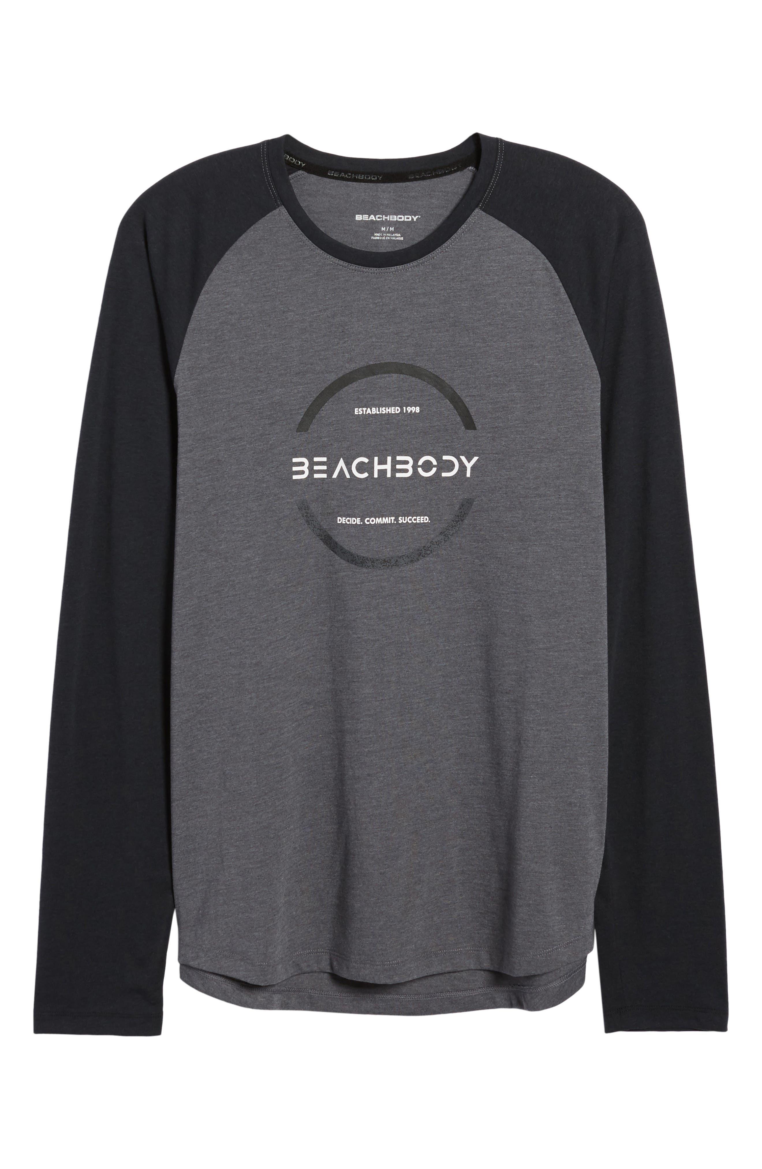Alternate Image 6  - Beachbody Go-To Infinity Long Sleeve T-Shirt