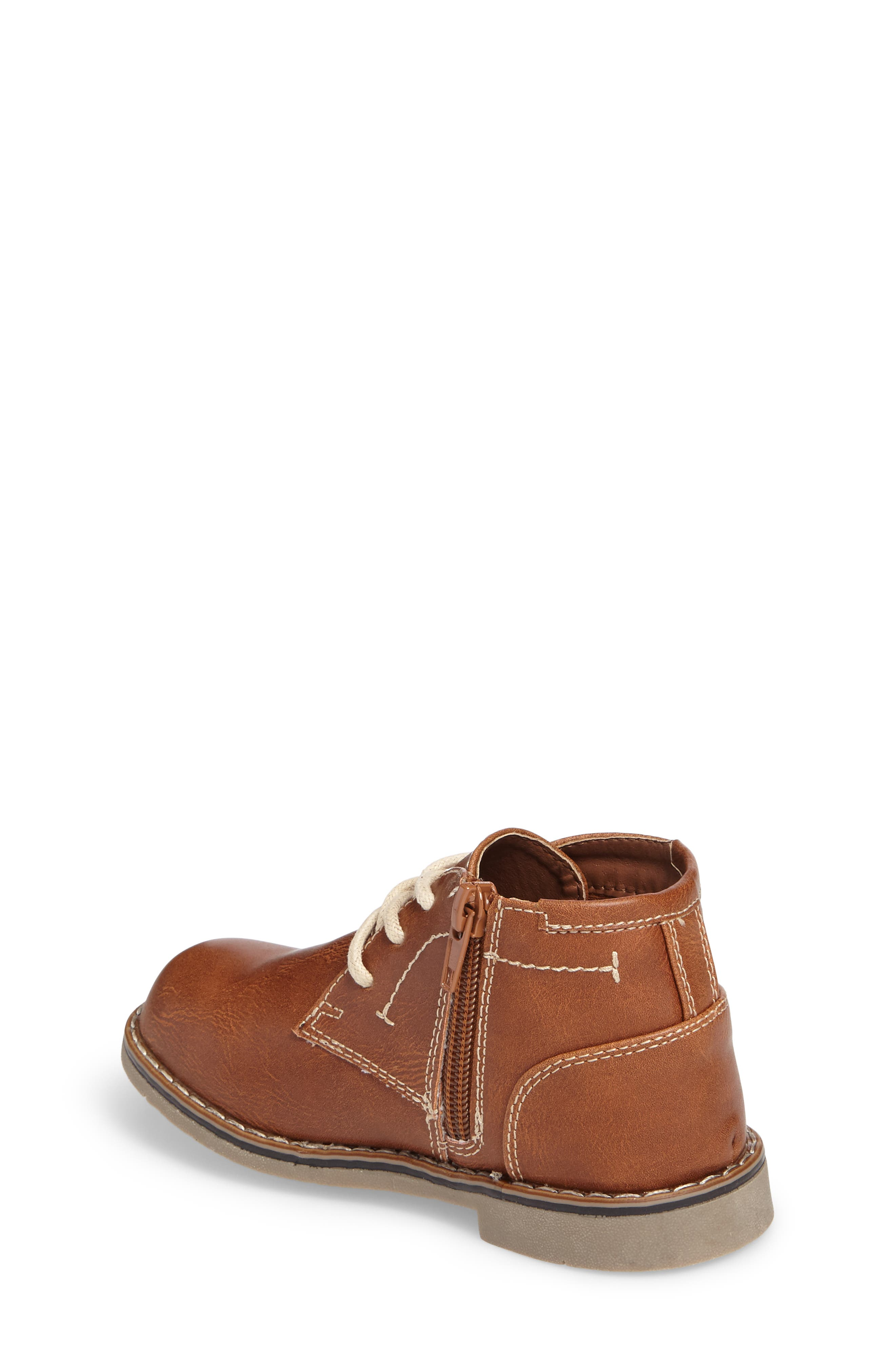 Chukka Boot,                             Alternate thumbnail 2, color,                             Cognac