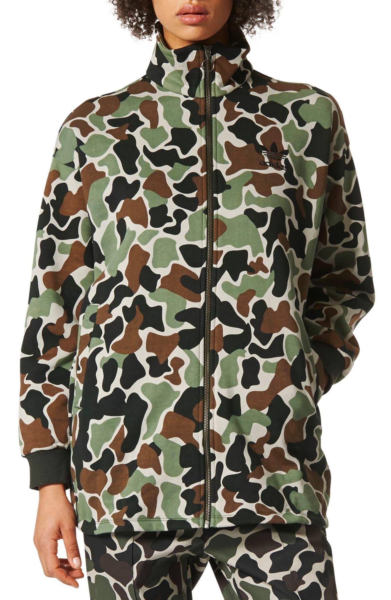 Originals Track Jacket,                         Main,                         color, Multicolor