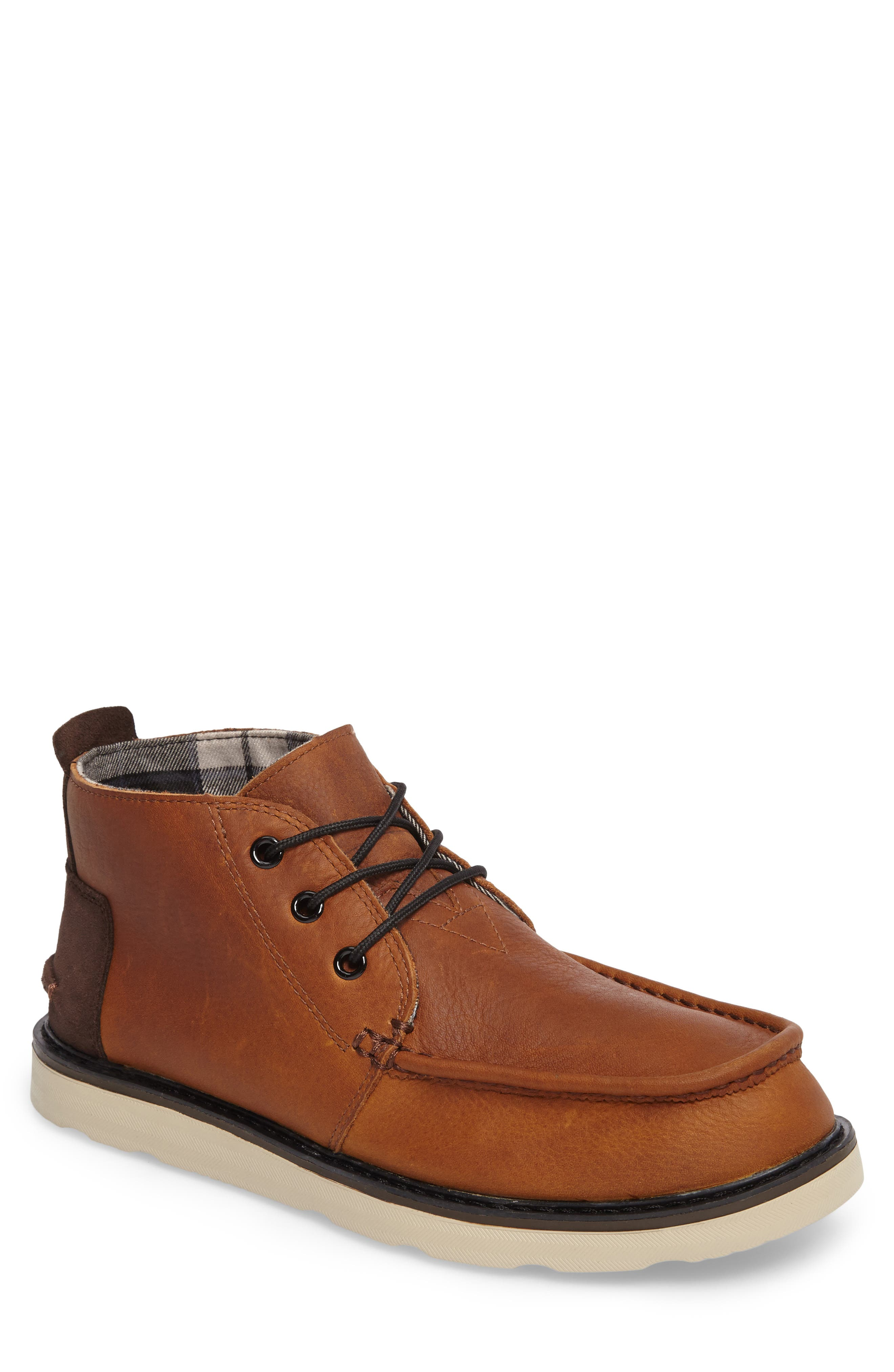 Alternate Image 1 Selected - TOMS Waterproof Chukka Boot (Men)