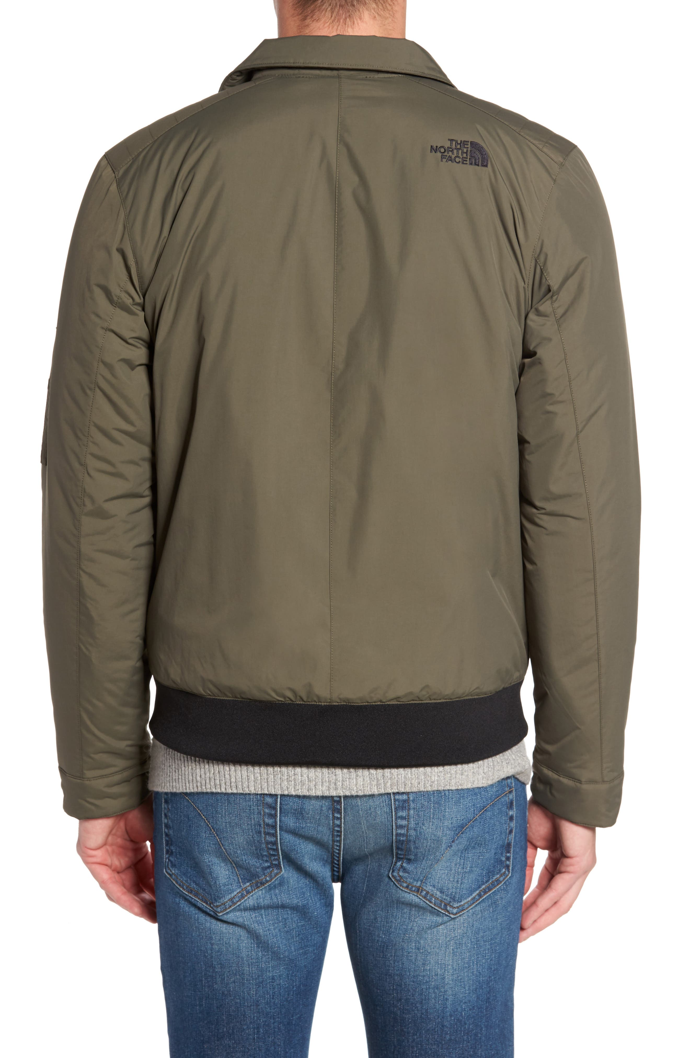 Alternate Image 2  - The North Face Barstol Aviator Jacket