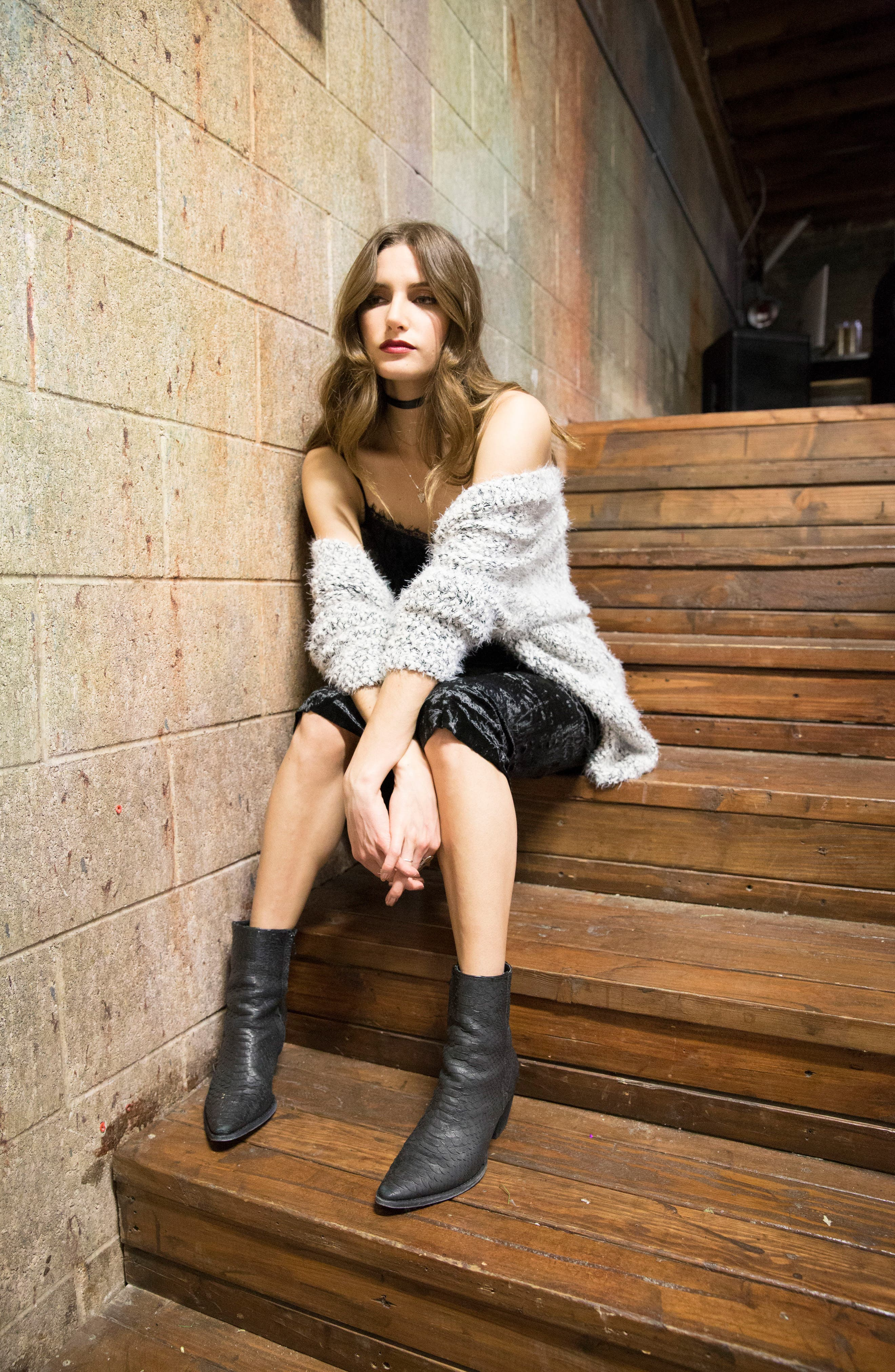 Alternate Image 8  - Lira Clothing Miranda Knit Cardigan