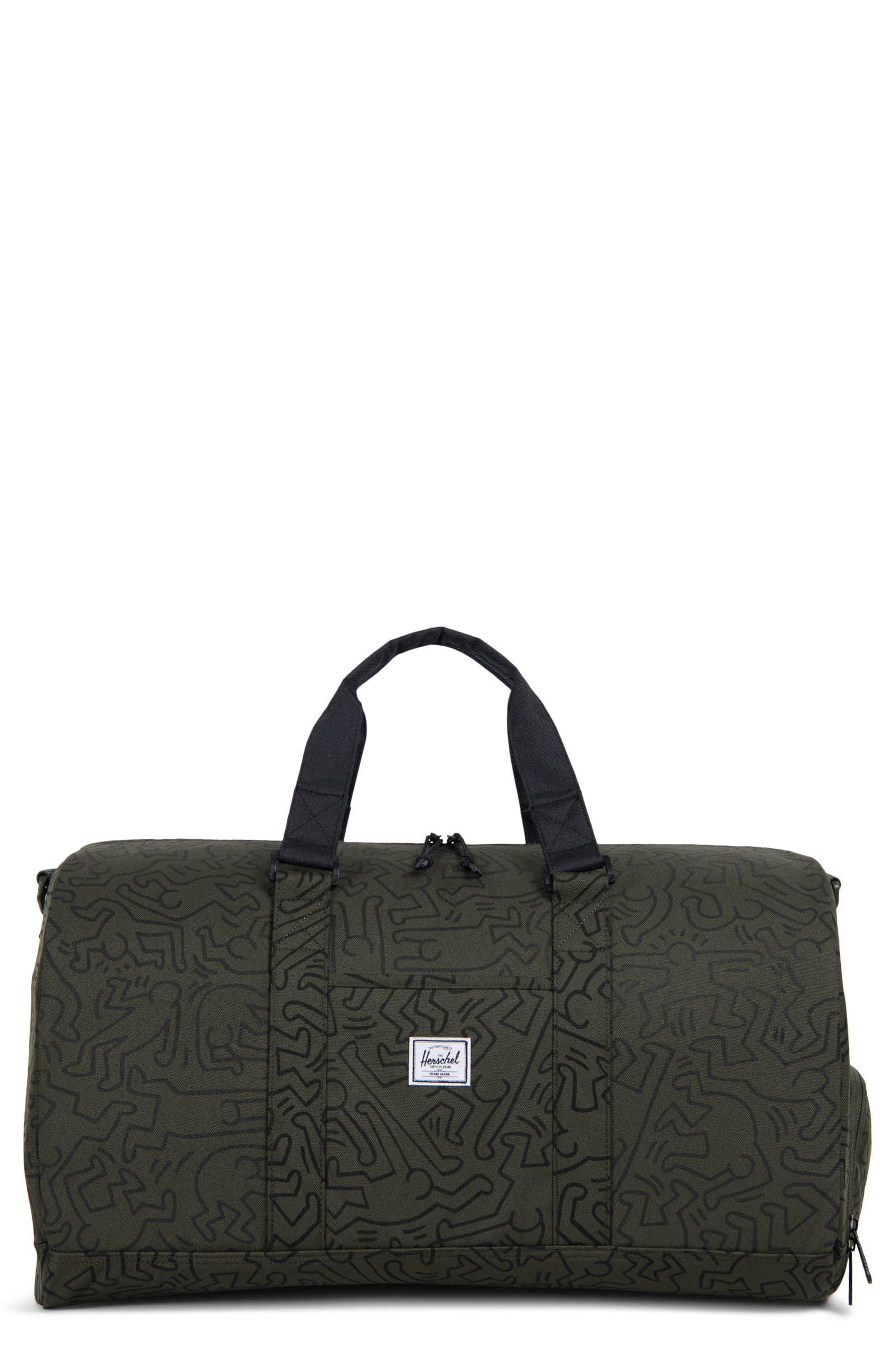 Herschel Supply Co. Novel x Keith Haring Duffel Bag