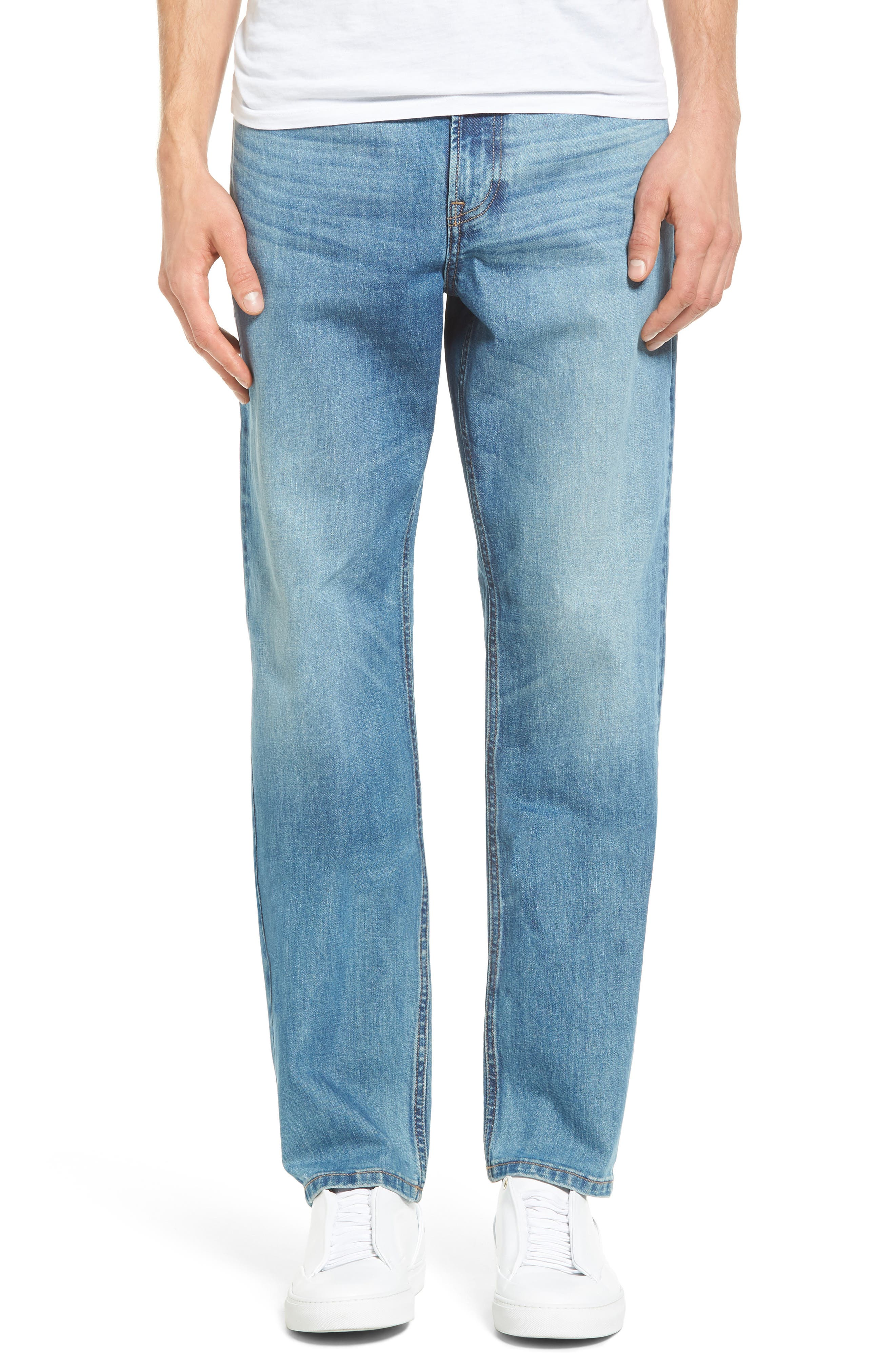 Alternate Image 1 Selected - Everlane The Straight Fit Jeans