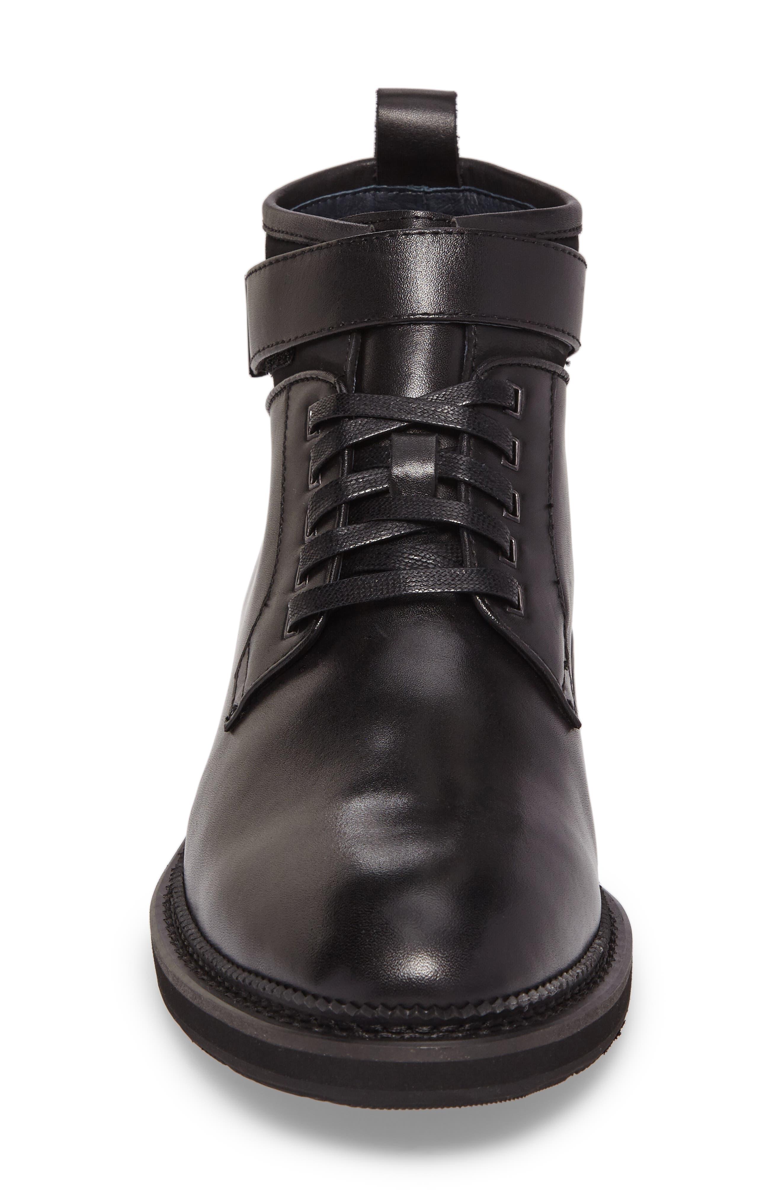 Alternate Image 4  - Zanzara Ginko Plain Toe Boot (Men)