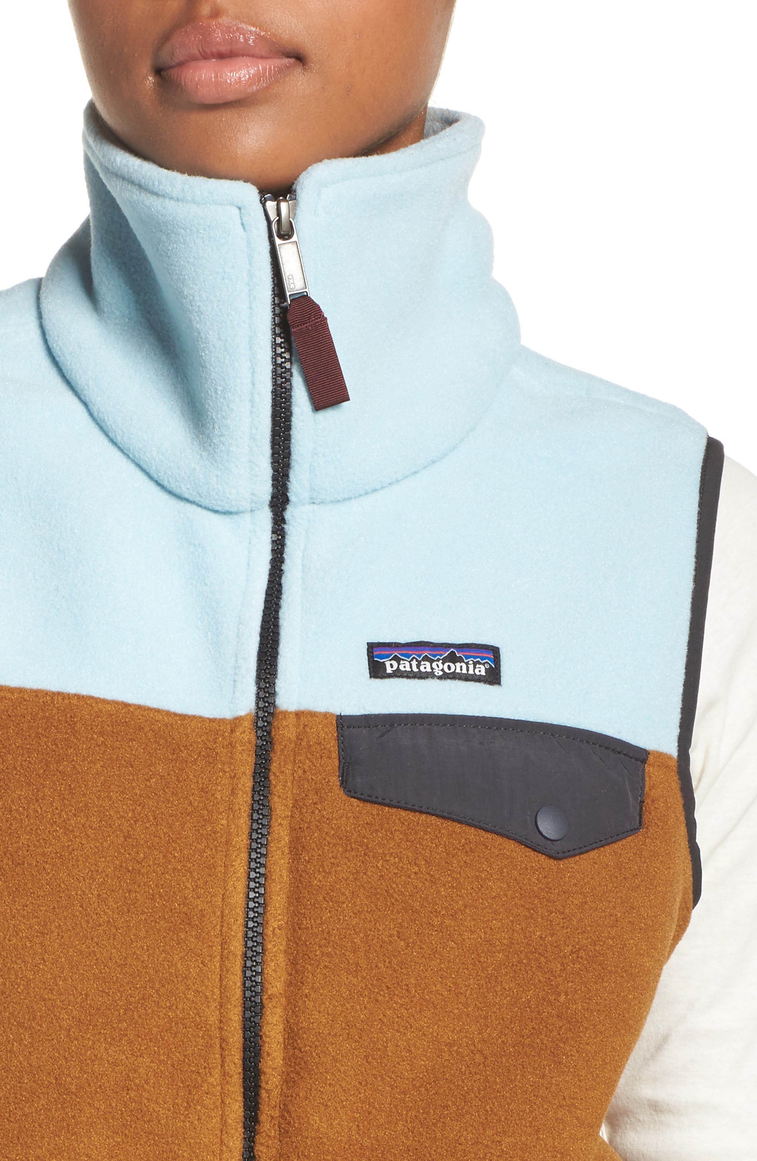 Alternate Image 4  - Patagonia Snap-T® Fleece Vest