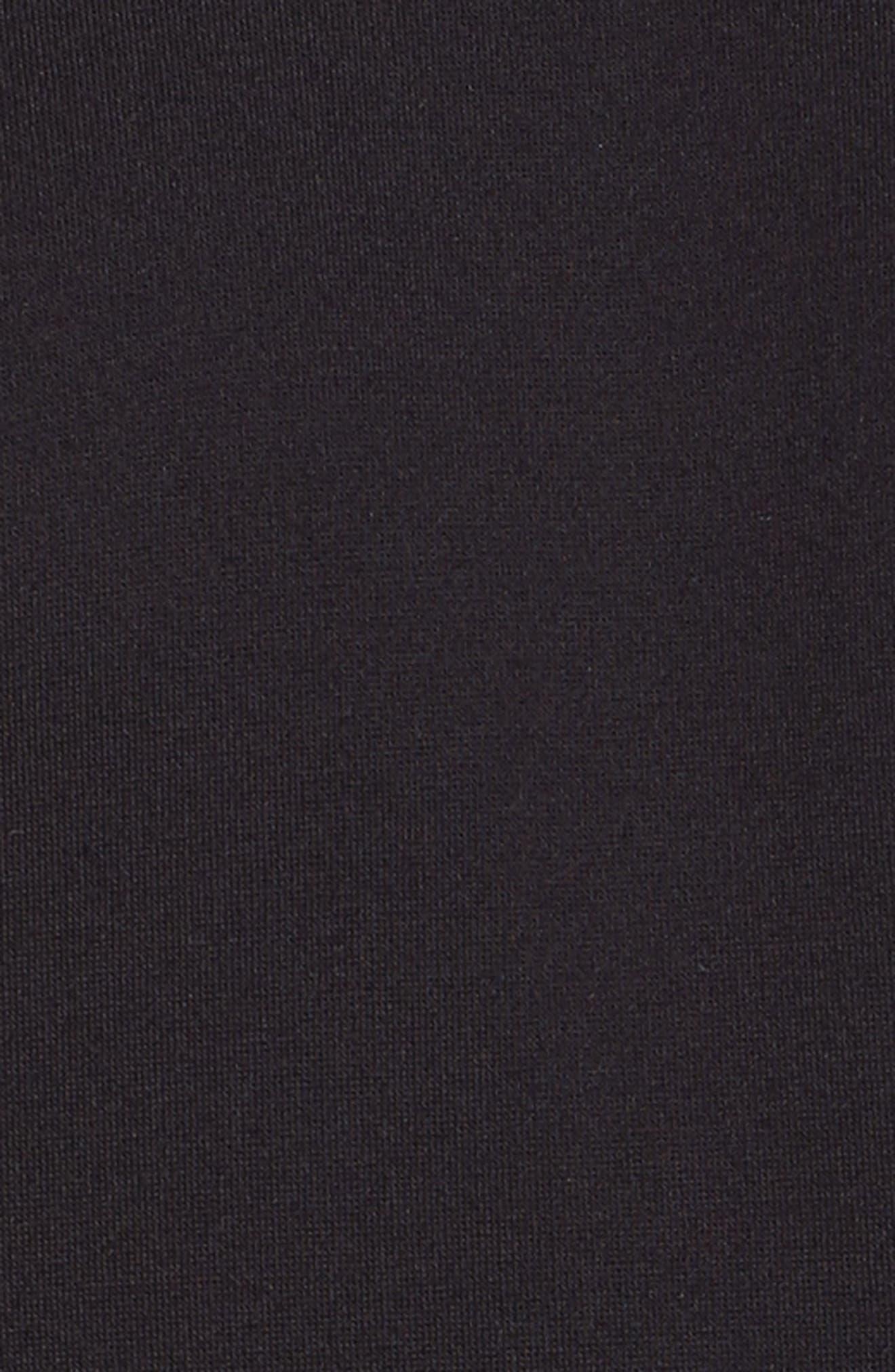 Alternate Image 5  - Ali & Jay Socialite Ponte Halter Sheath Dress