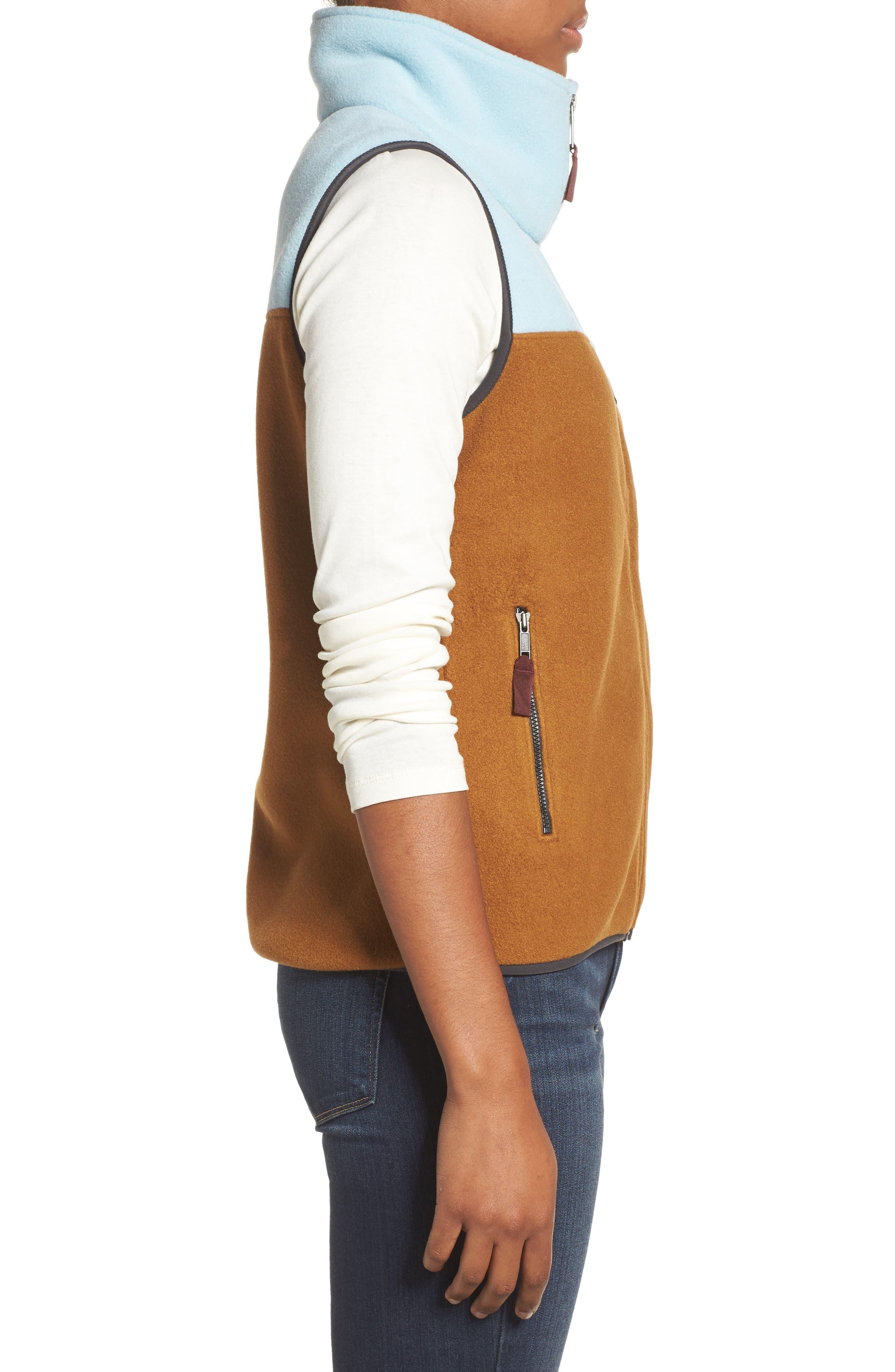 Alternate Image 3  - Patagonia Snap-T® Fleece Vest