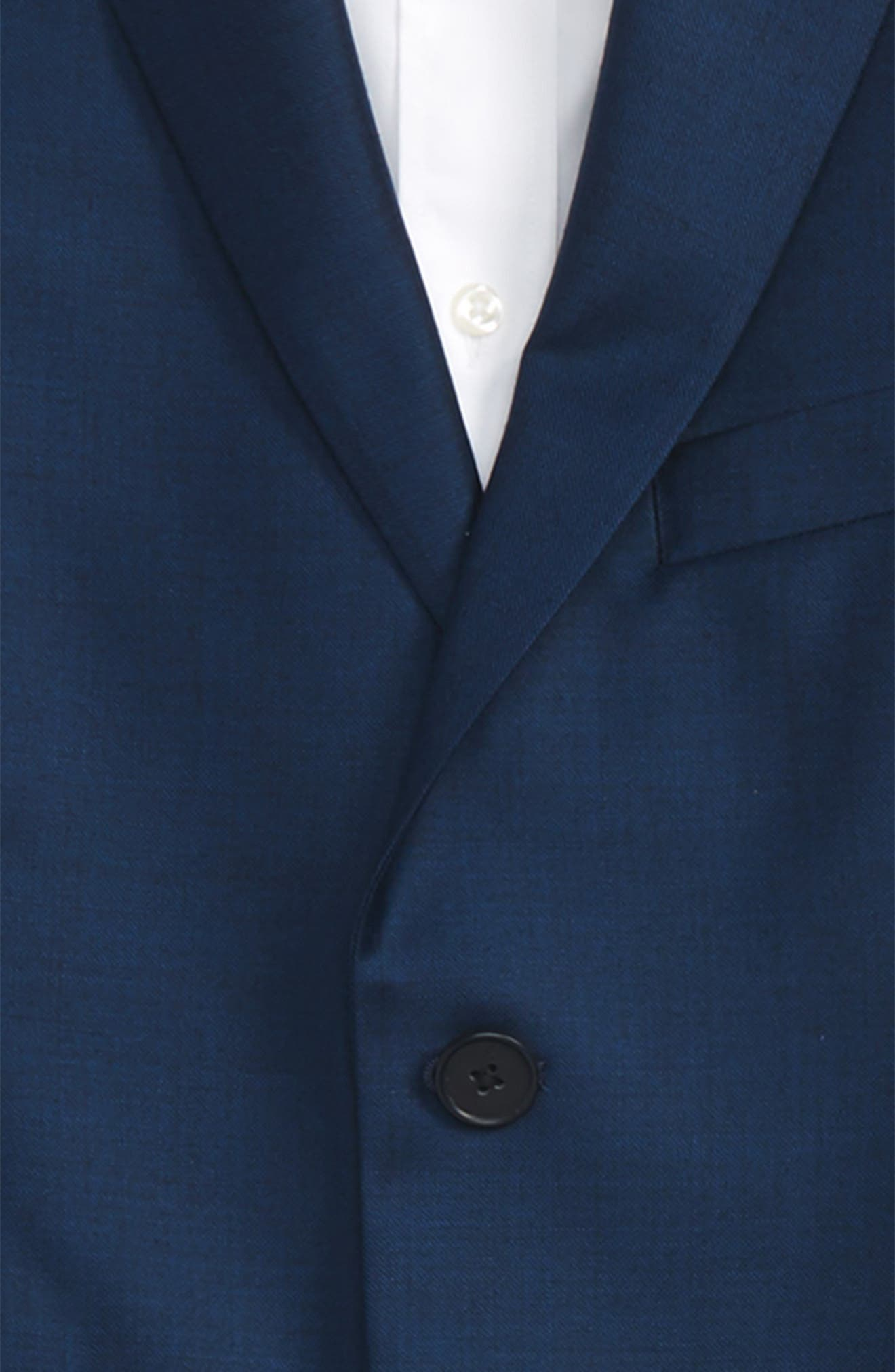 Alternate Image 2  - Michael Kors Wool Suit (Big Boys)
