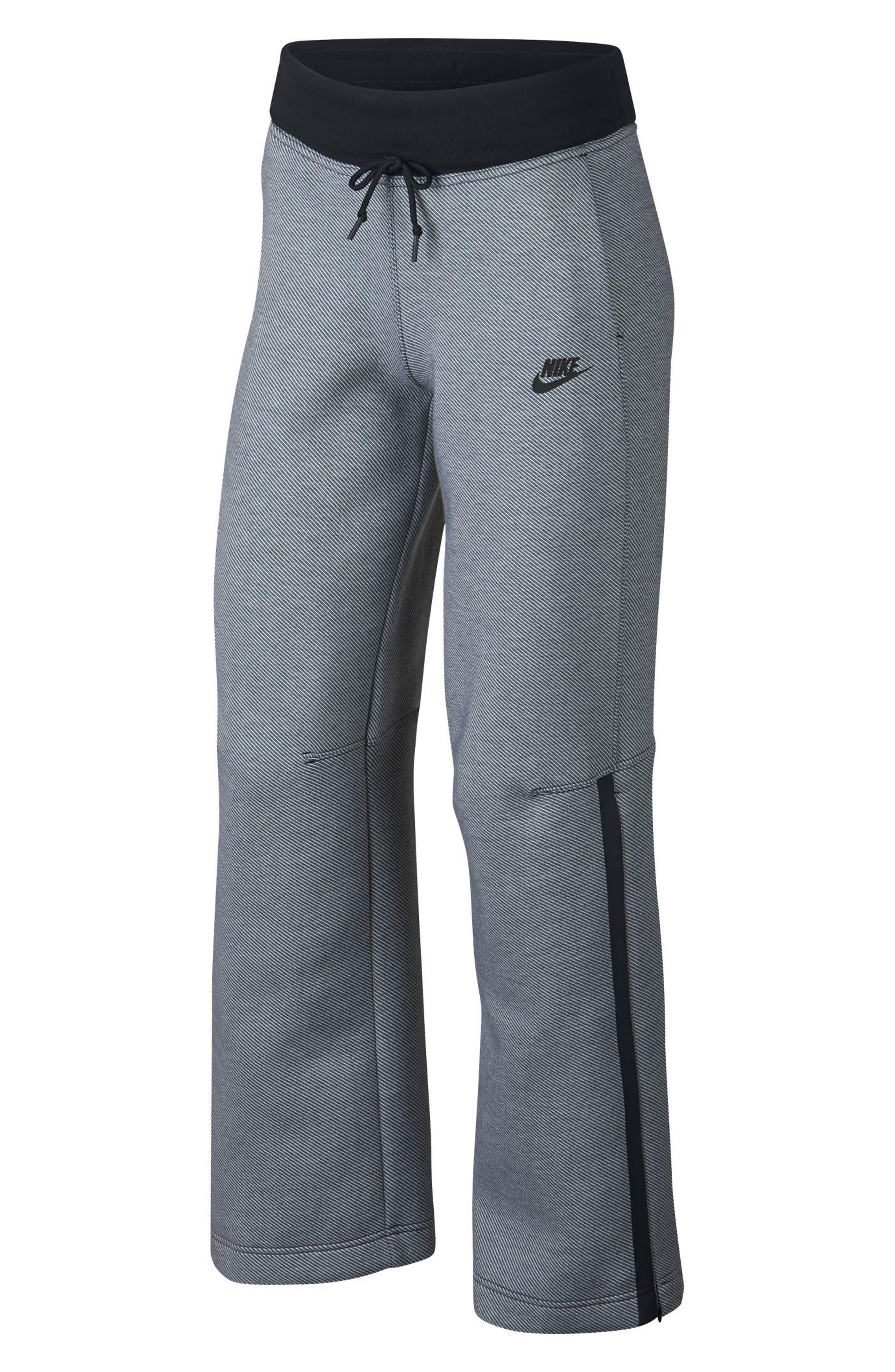 Alternate Image 4  - Nike Drawstring Technical Pants
