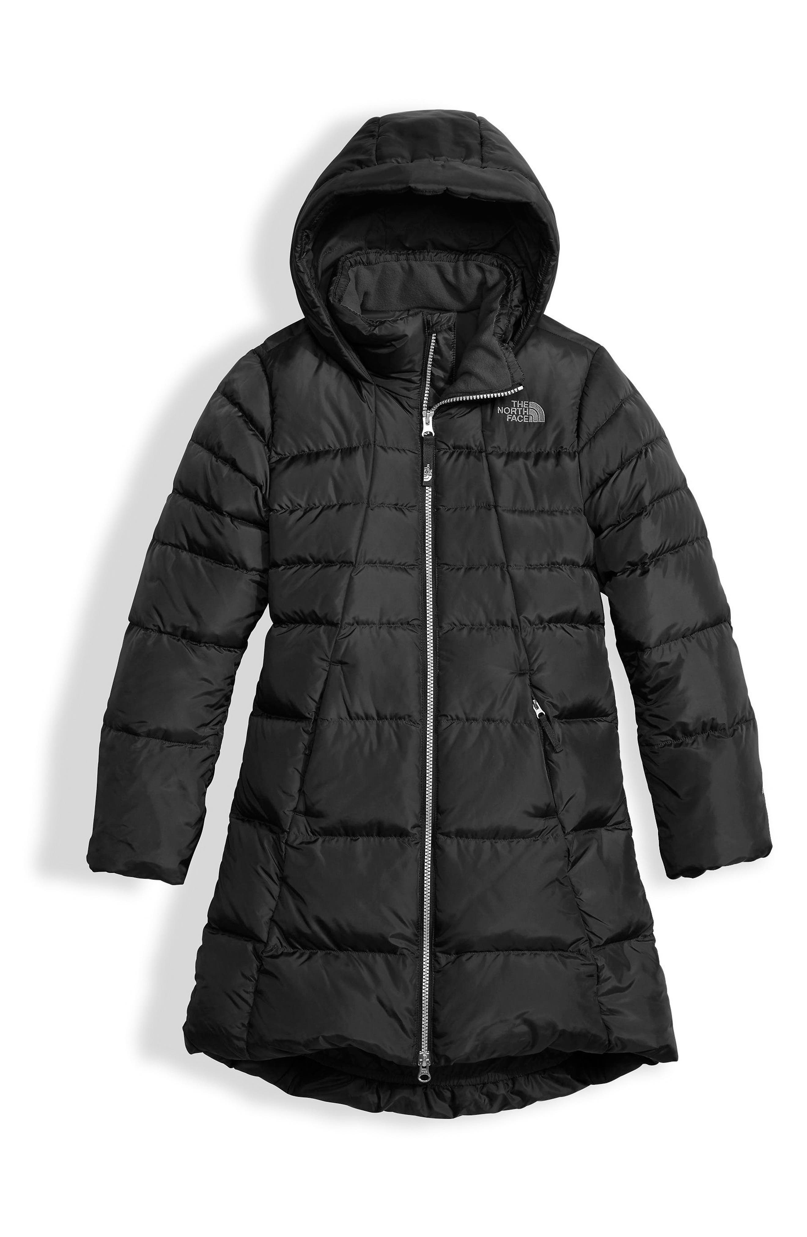 The North Face Elisa Water Repellent 550-Fill Power Down Parka (Little Girls & Big Girls)