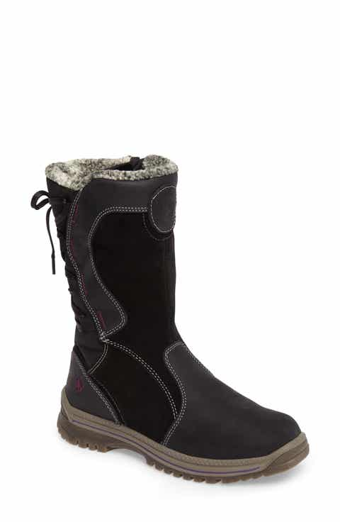 Santana Canada Mayer Faux Fur Lined Waterproof Boot (Women)  46240b1b4b