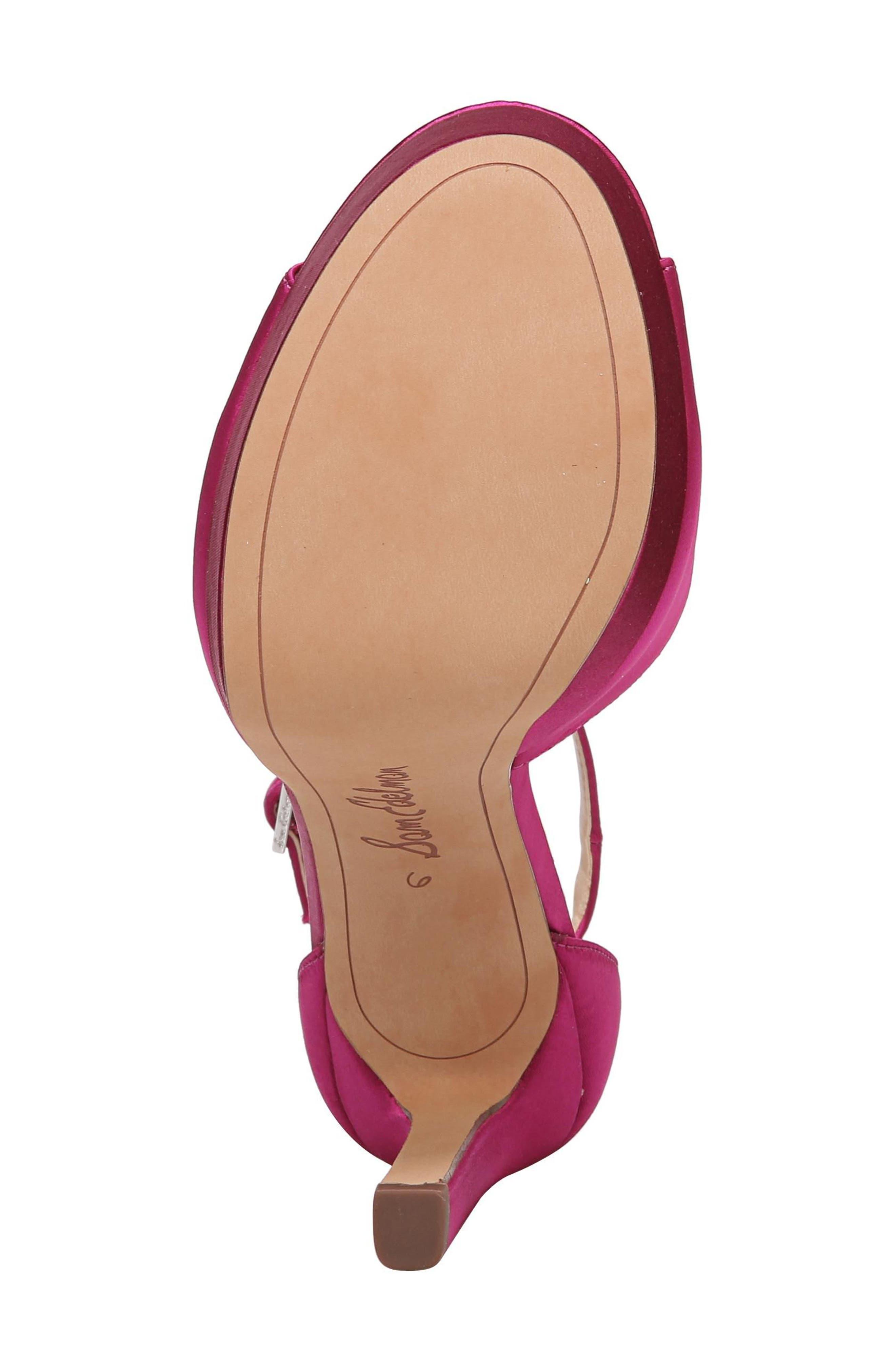 Alternate Image 6  - Sam Edelman Wallace Platform Sandal (Women)