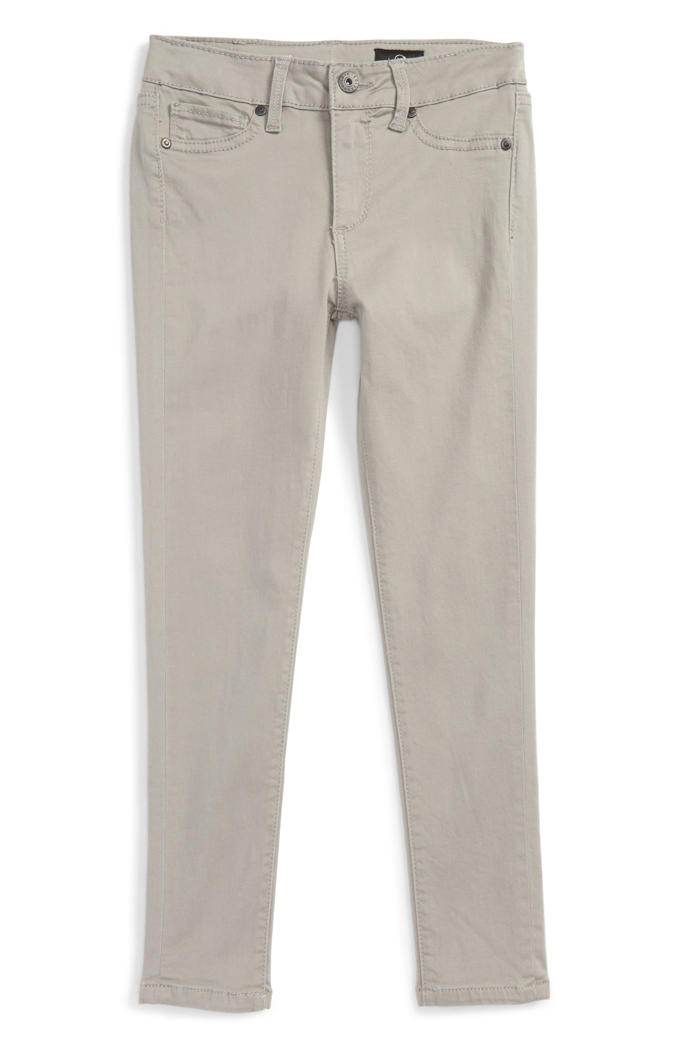 Main Image - ag adriano goldschmied kids Twiggy Luxe Ankle Skinny Jeans (Toddler Girls & Little Girls)