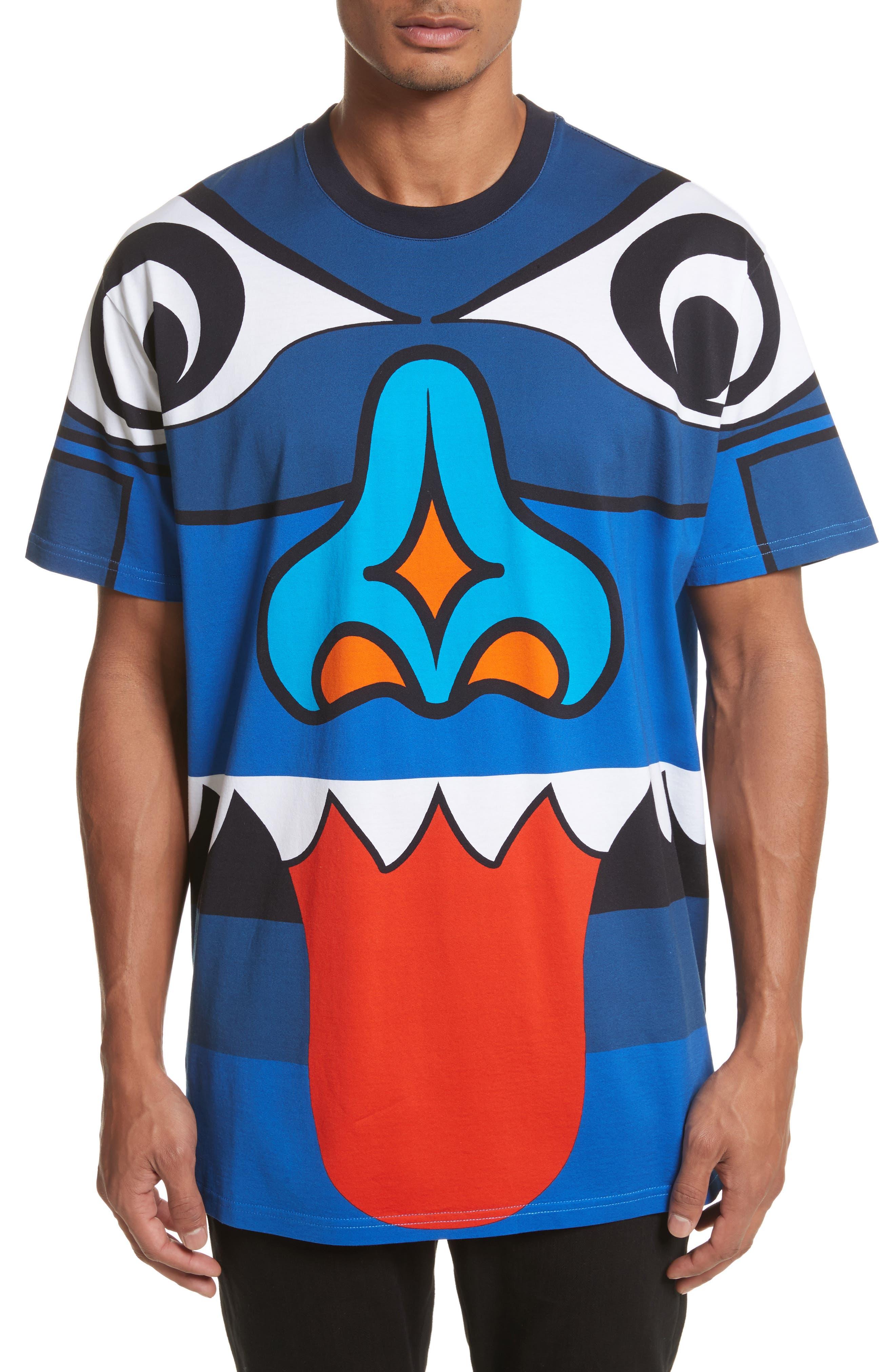 Main Image - Givenchy Totem Print T-Shirt
