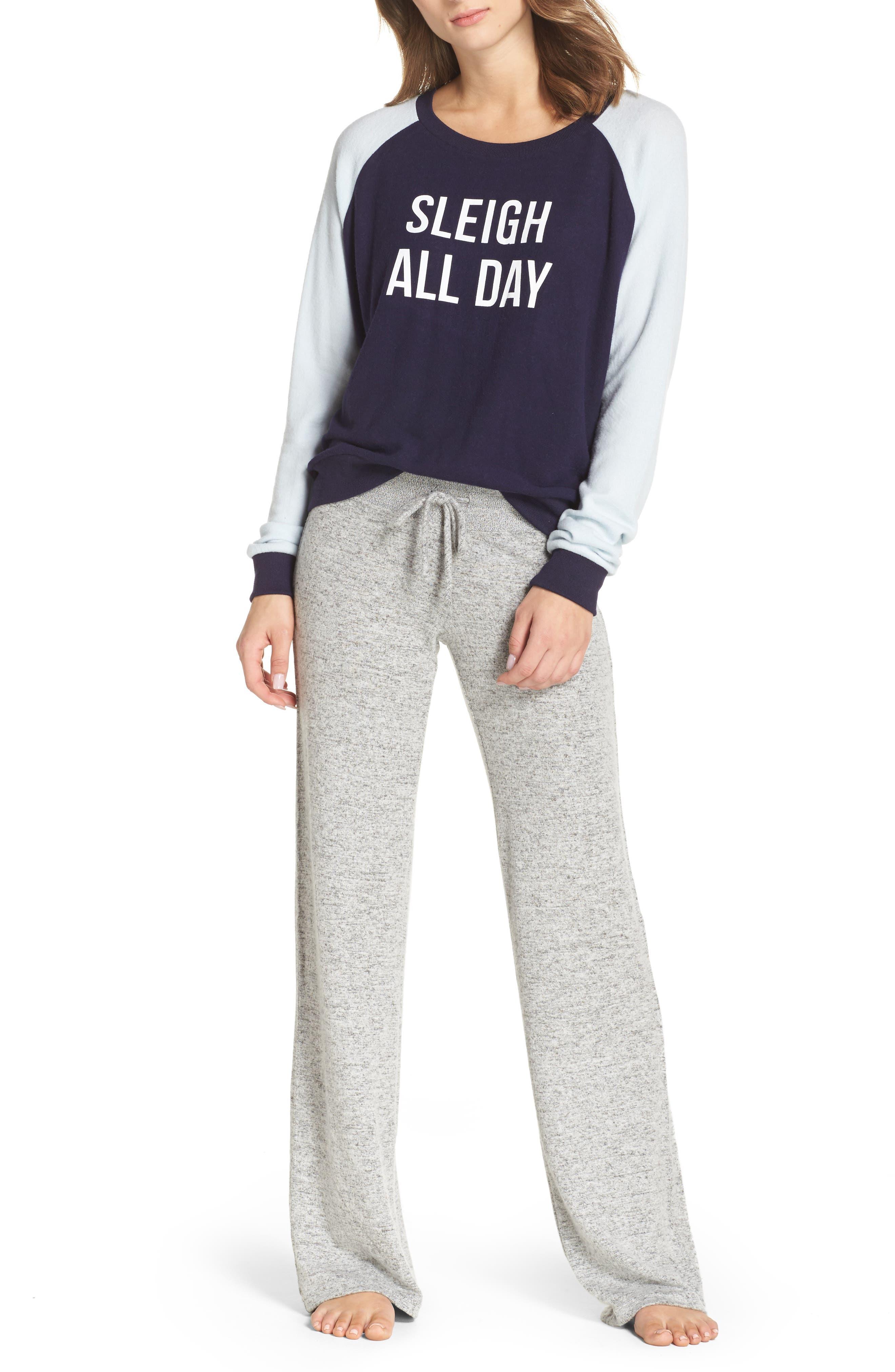 Make + Model Sweatshirt & Pants